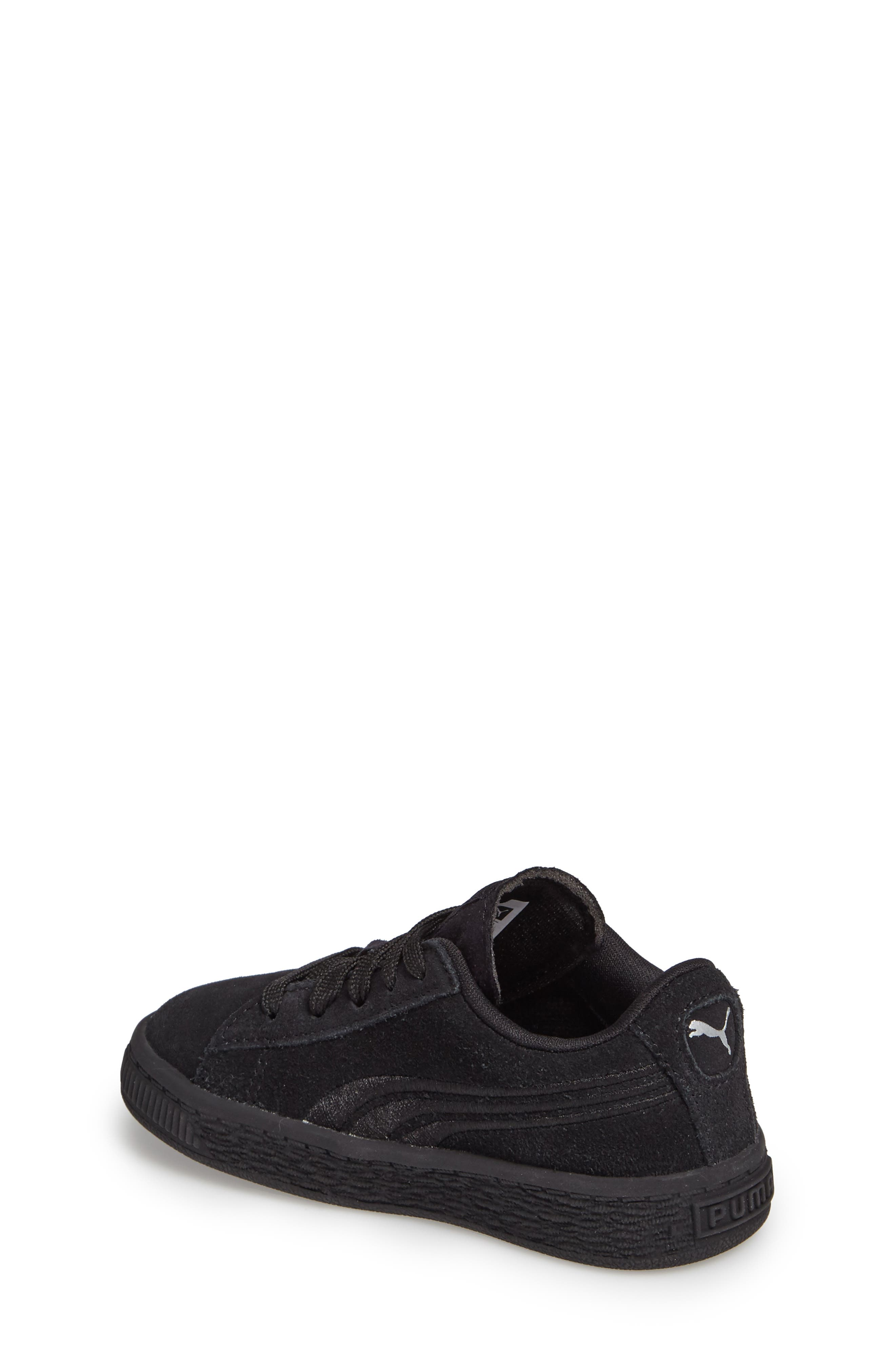 Suede Classic Sneaker,                             Alternate thumbnail 2, color,                             001