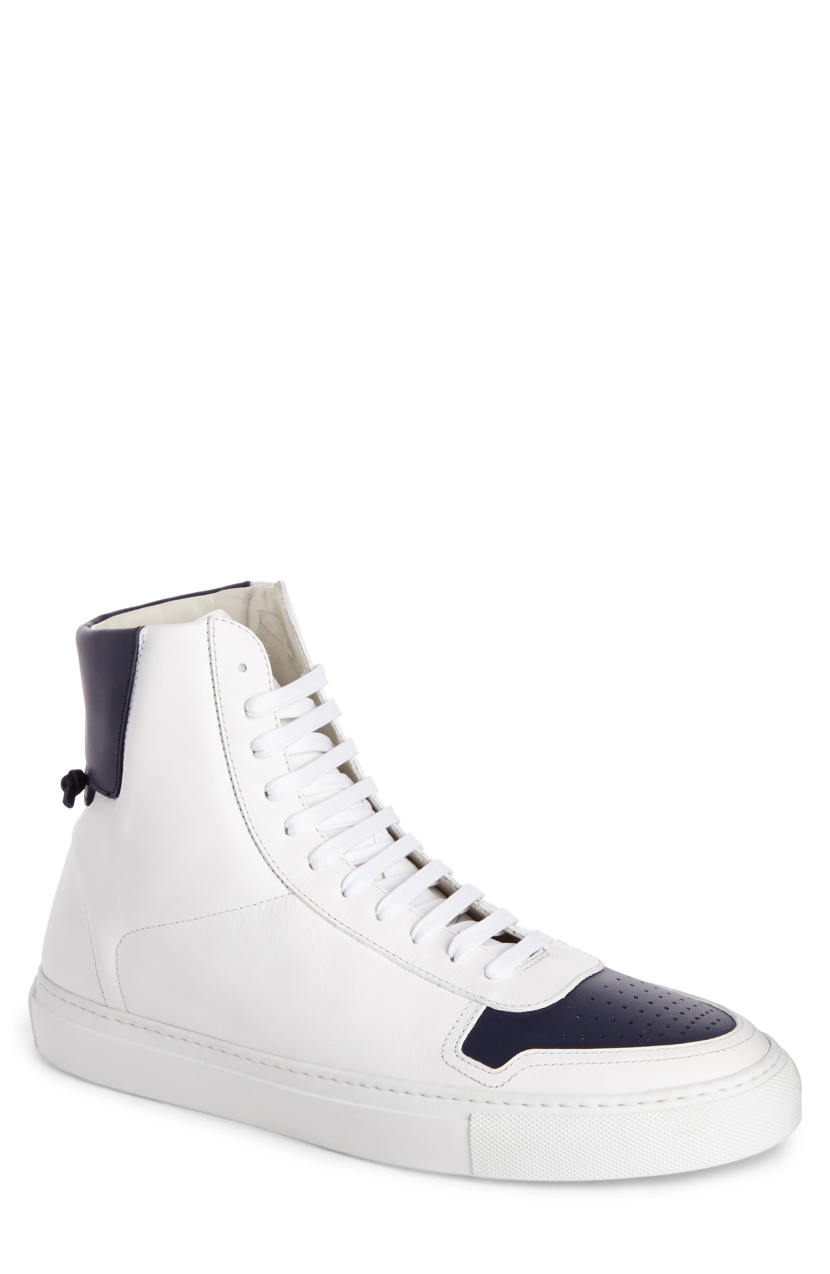 High Top Sneaker,                             Main thumbnail 1, color,                             131