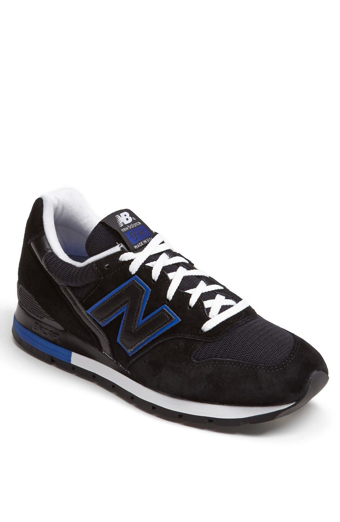 '996' Sneaker,                         Main,                         color, 001