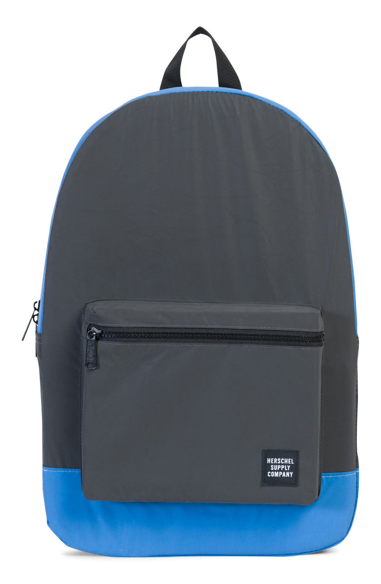 Herschell Supply Co. Packable Reflective Backpack,                             Main thumbnail 1, color,                             005