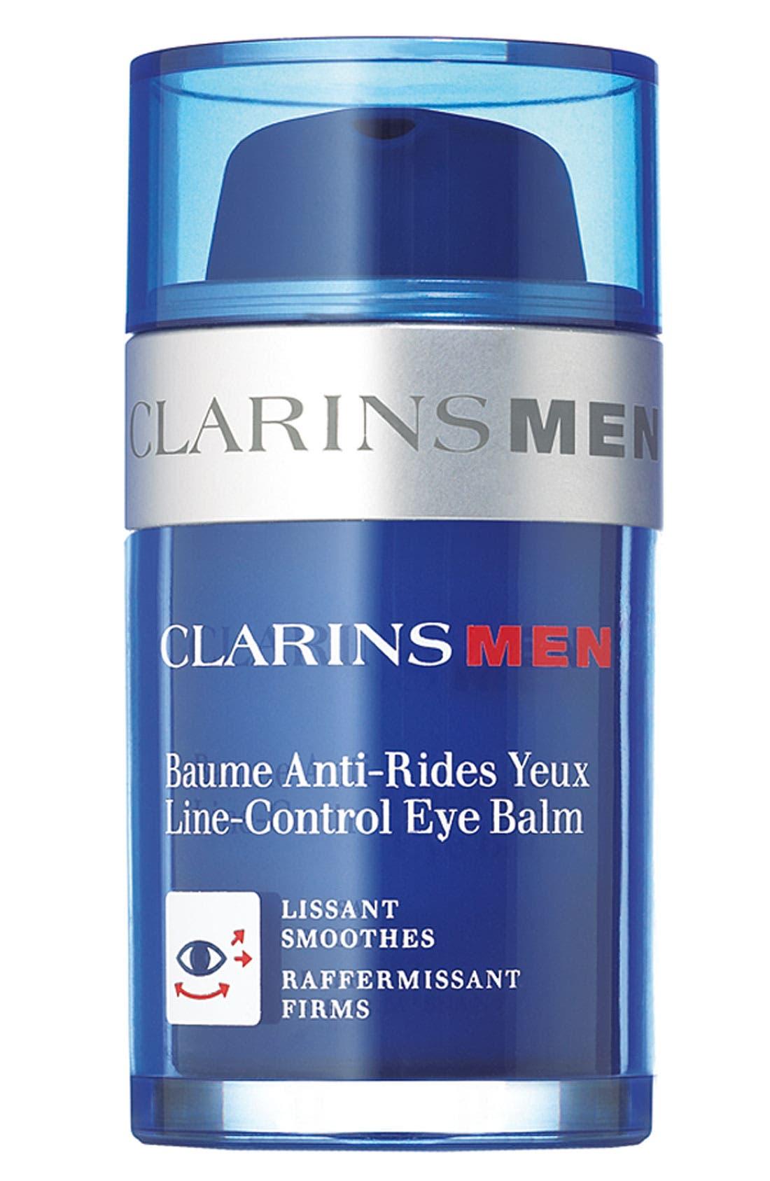 Men Line-Control Eye Balm,                             Main thumbnail 1, color,                             NO COLOR