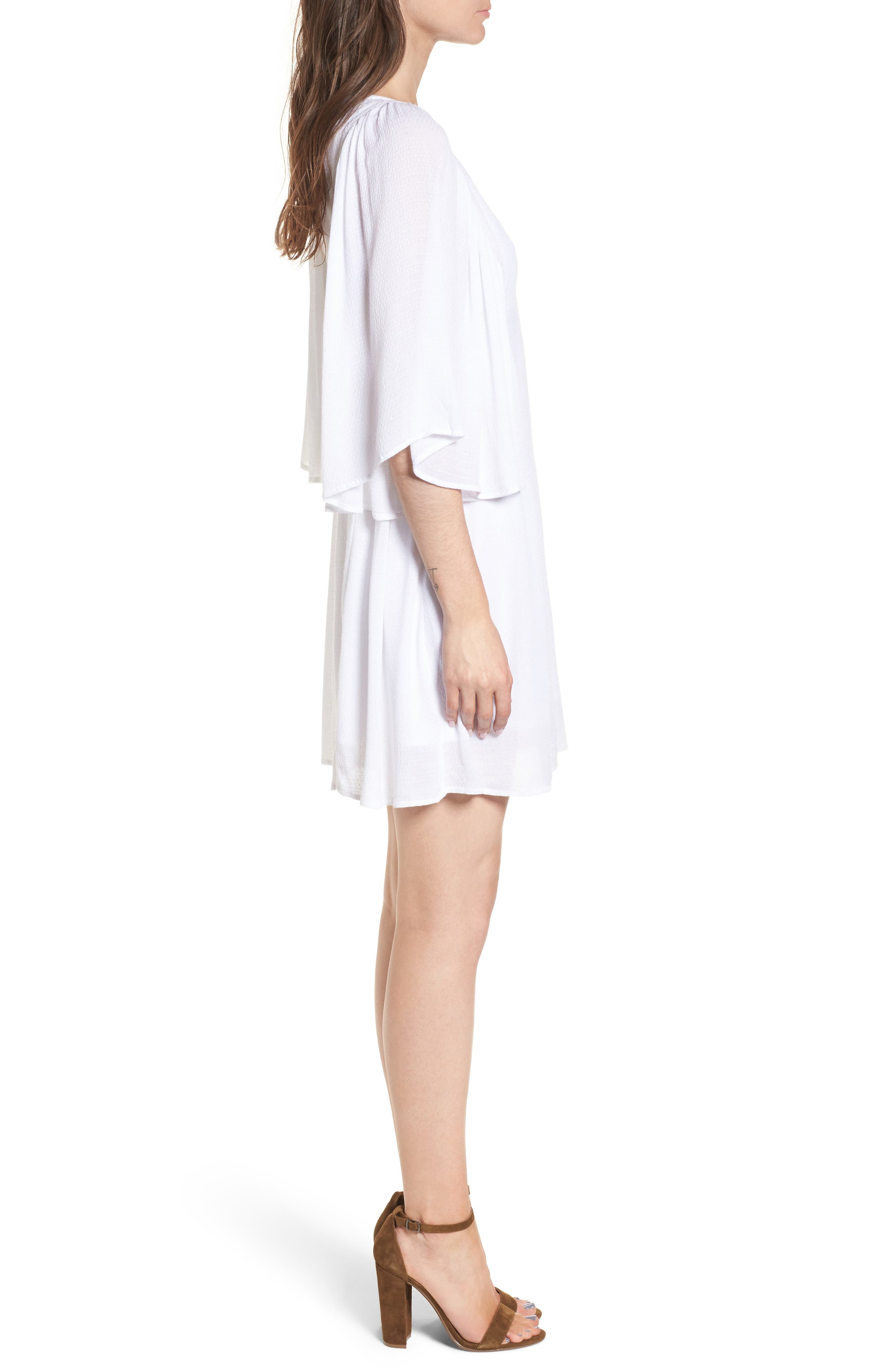 Embroidered Dress,                             Alternate thumbnail 9, color,