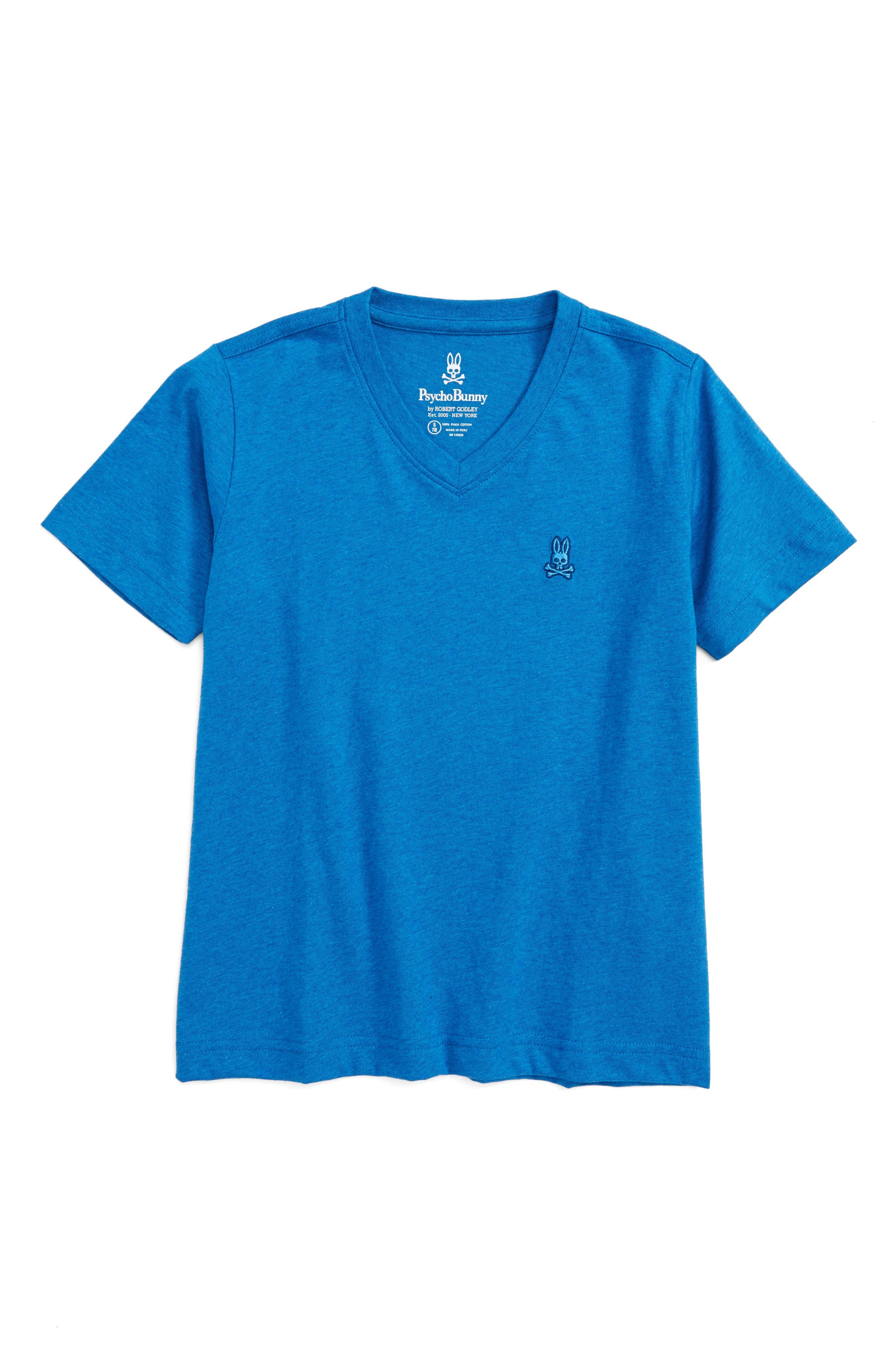V-Neck T-Shirt,                             Main thumbnail 11, color,