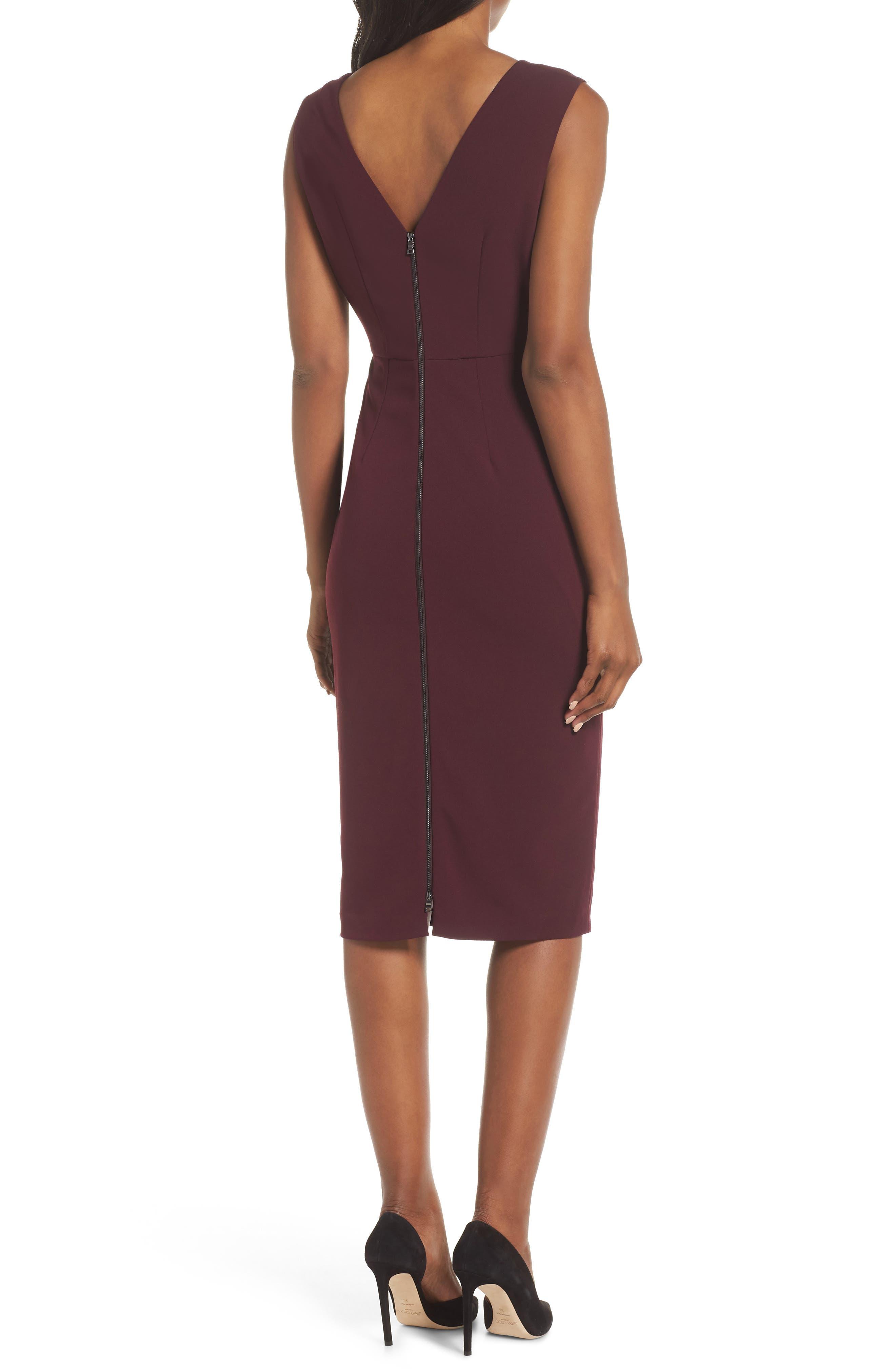 Ava Gardner Sheath Dress,                             Alternate thumbnail 2, color,                             930