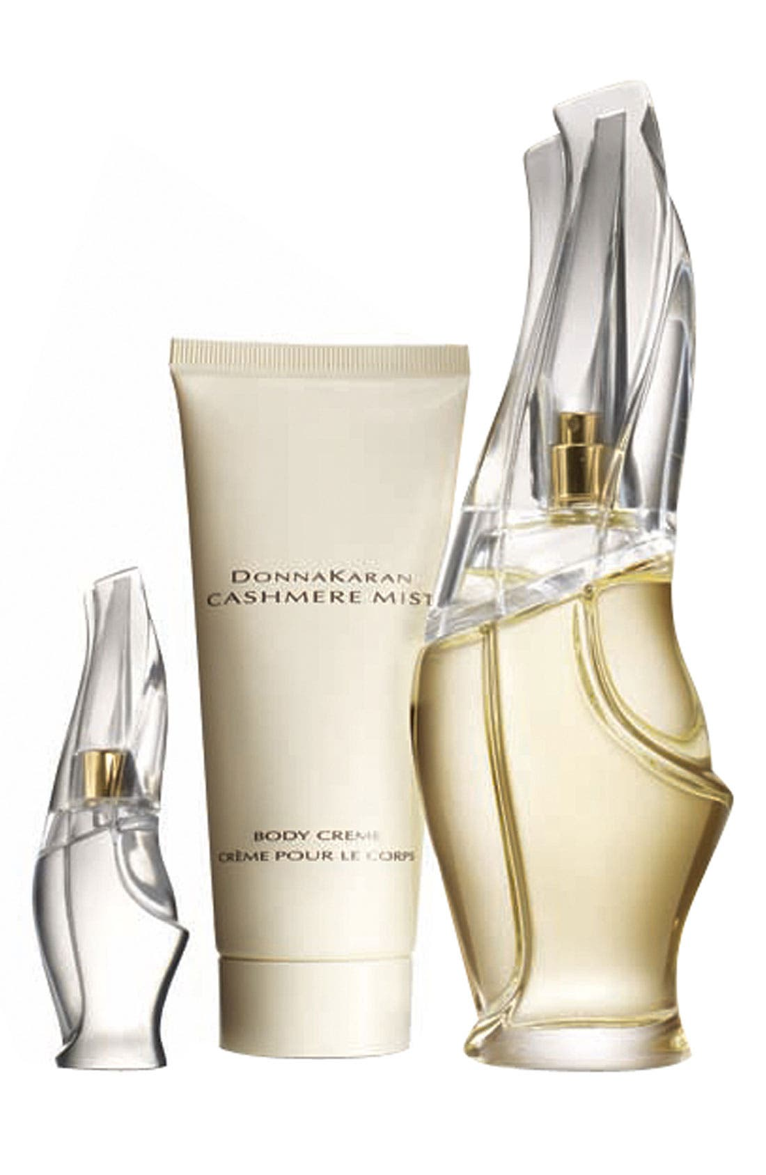 DONNA KARAN NEW YORK,                             Donna Karan 'Cashmere Mist' Gift Set,                             Main thumbnail 1, color,                             000