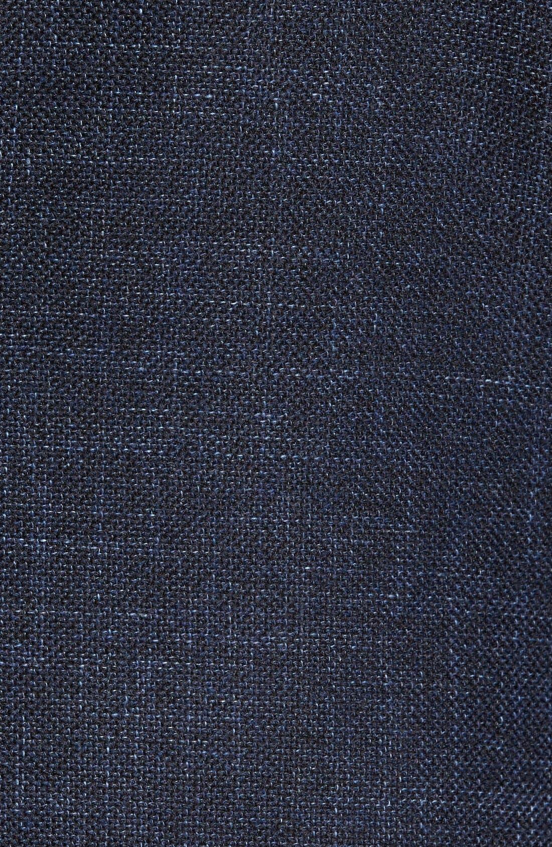 'Heaton' Sports Fit Cotton & Wool Sport Coat,                             Alternate thumbnail 5, color,                             410