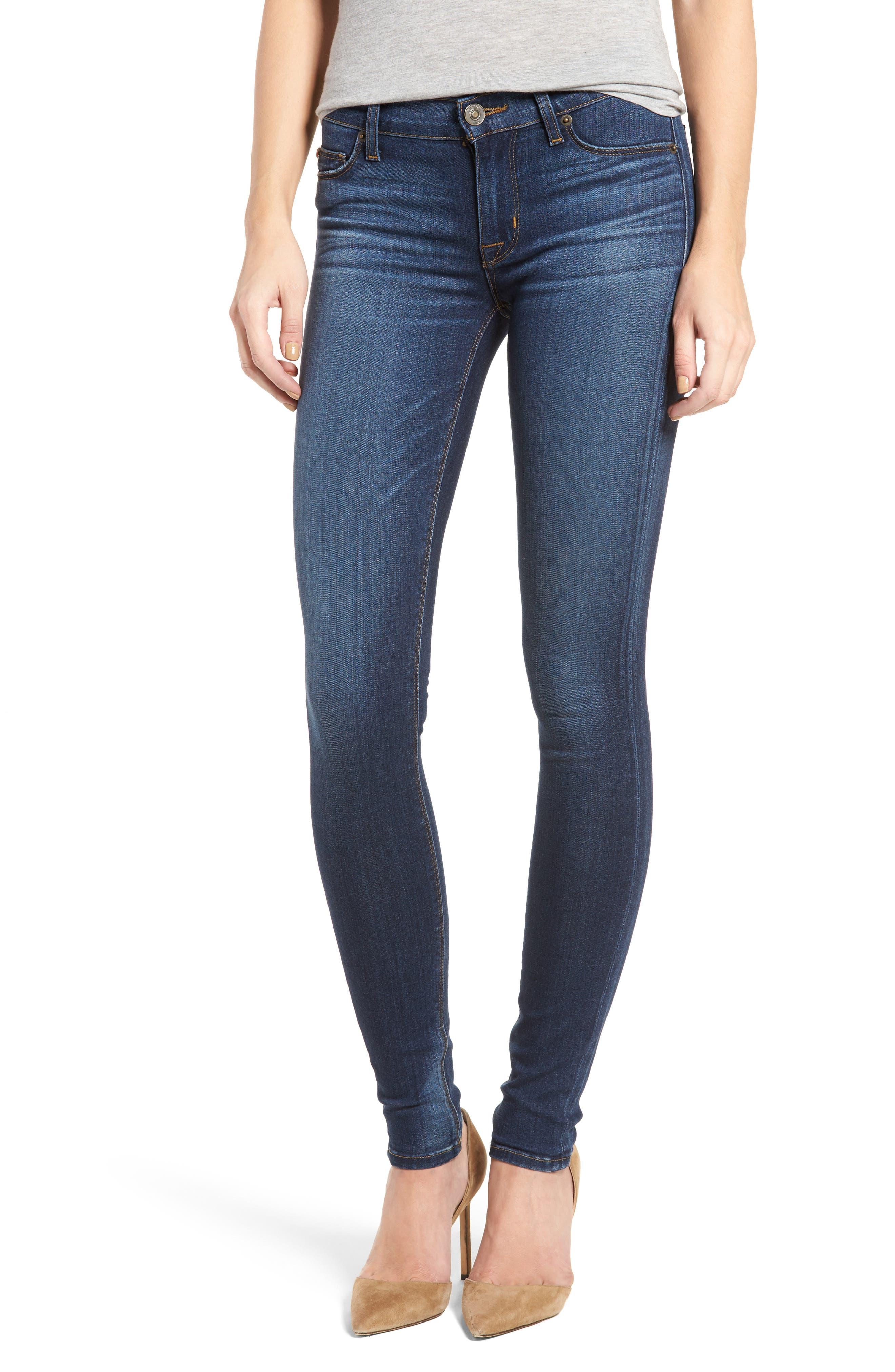 'Krista' Super Skinny Jeans,                             Main thumbnail 4, color,