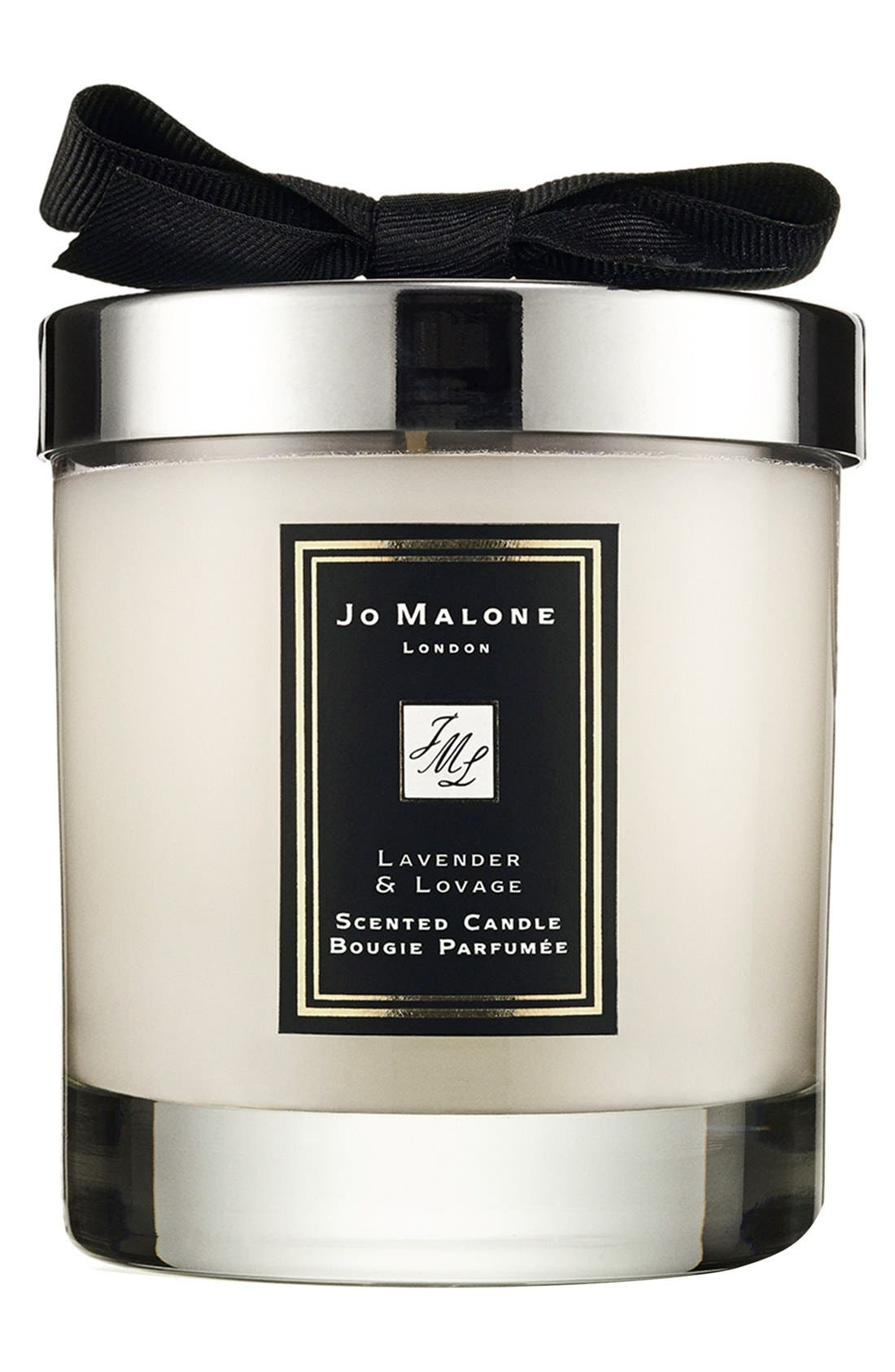 Jo Malone<sup>™</sup> Just Like Sunday - Lavender & Lovage Candle,                         Main,                         color, NO COLOR