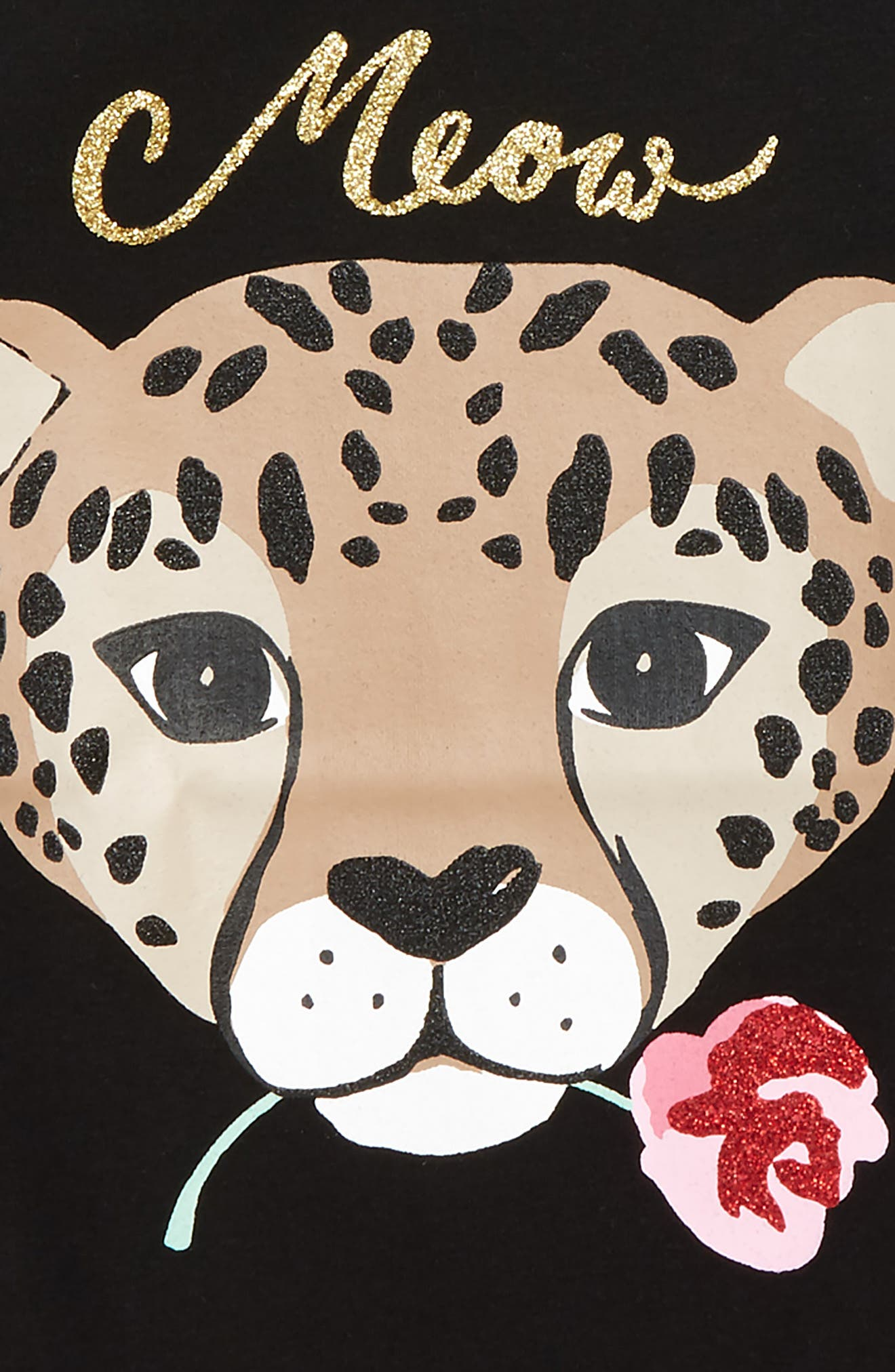 meow tee,                             Alternate thumbnail 2, color,                             001