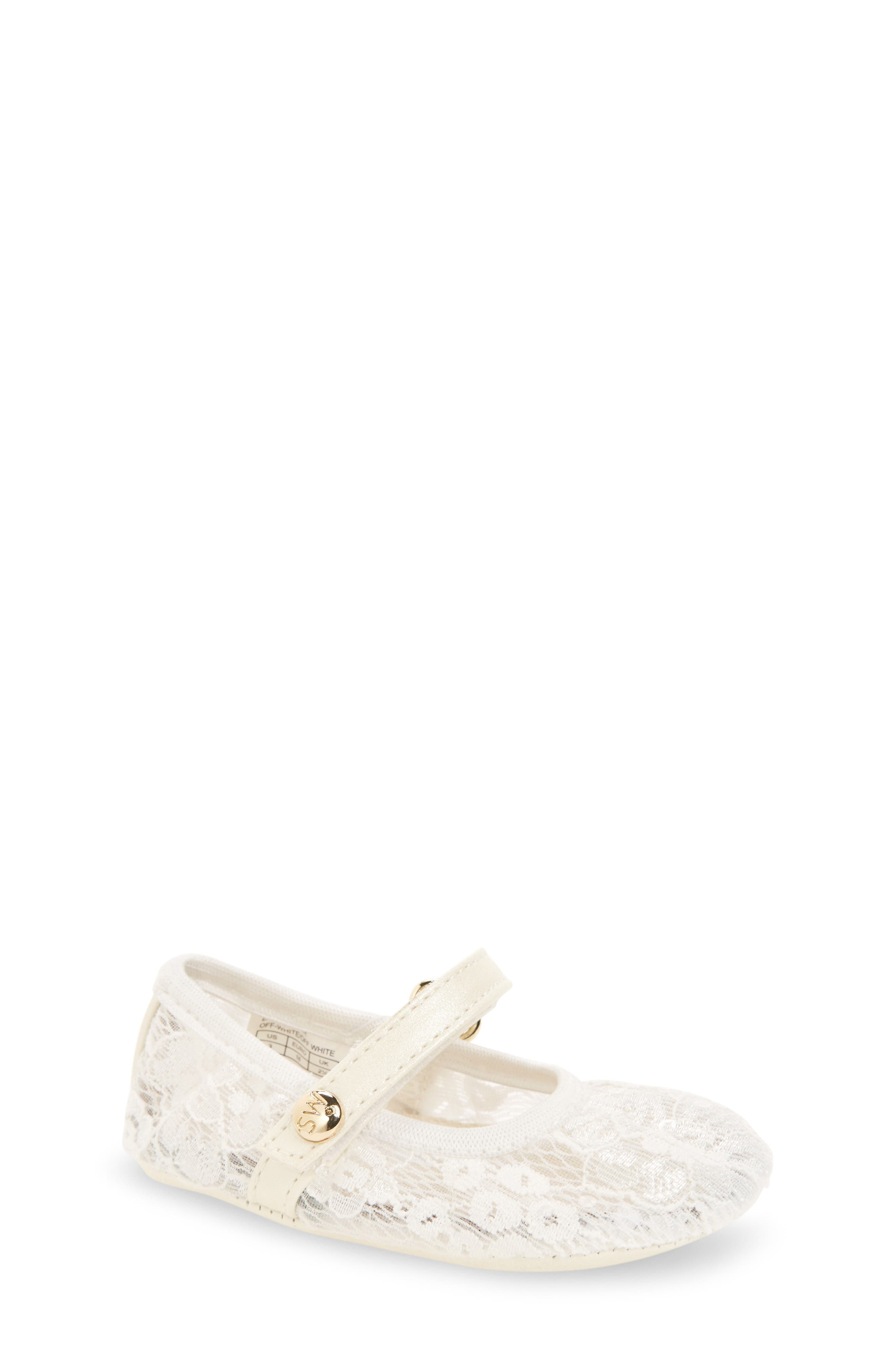 Baby Dancer Crib Shoe,                         Main,                         color, 100