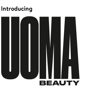 Introducing UOMA Beauty.