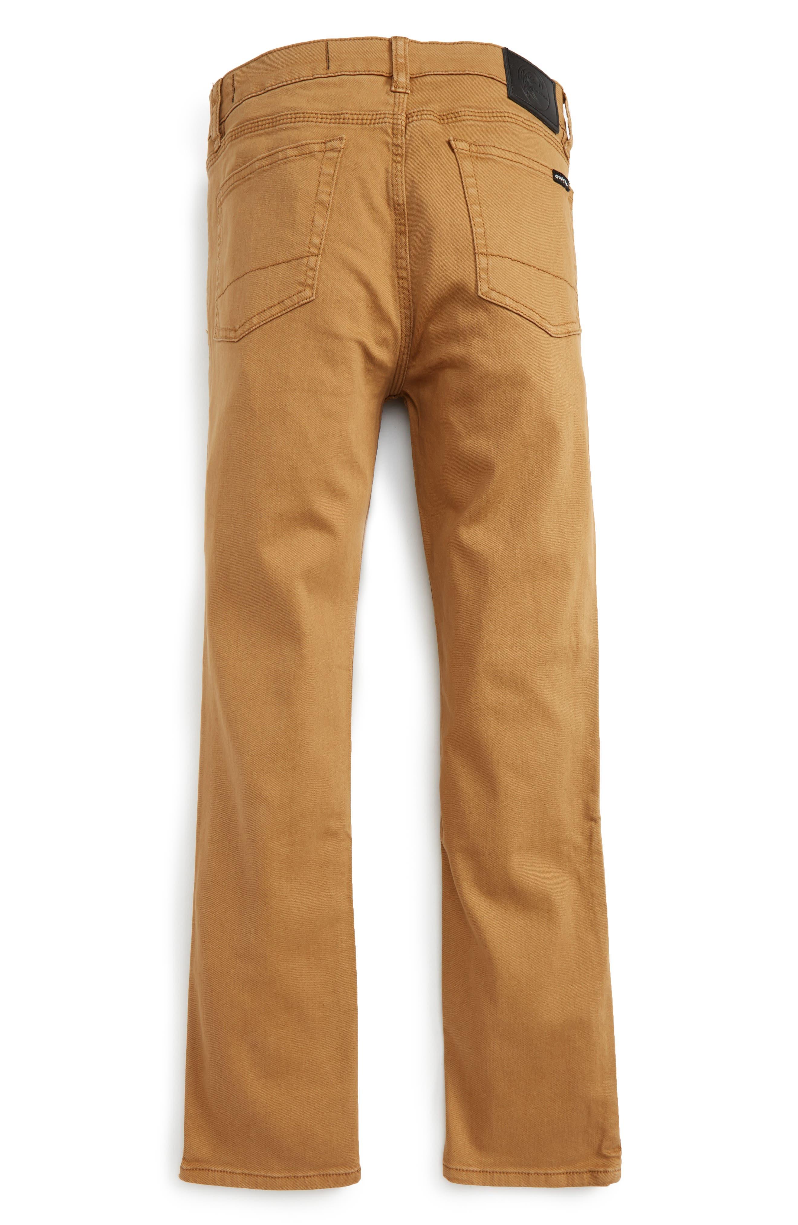 The Slim Twill Pants,                             Alternate thumbnail 2, color,                             205