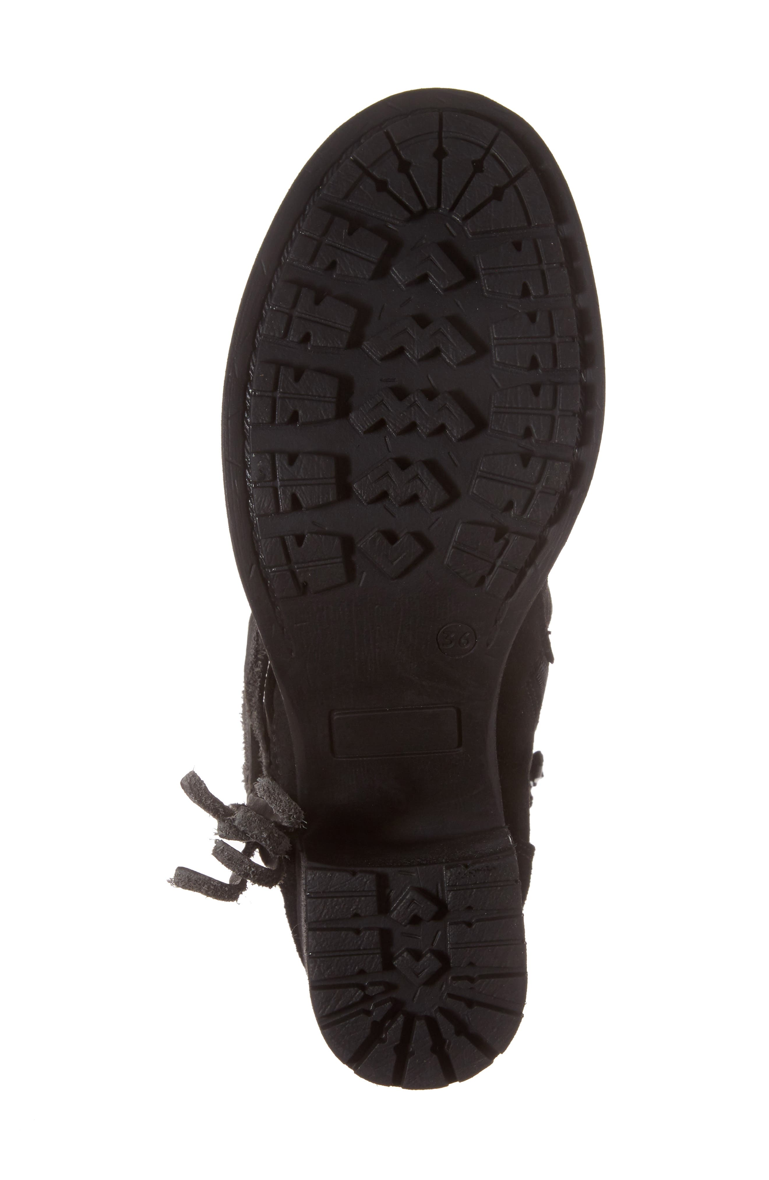 McCall Waterproof Boot,                             Alternate thumbnail 6, color,                             001