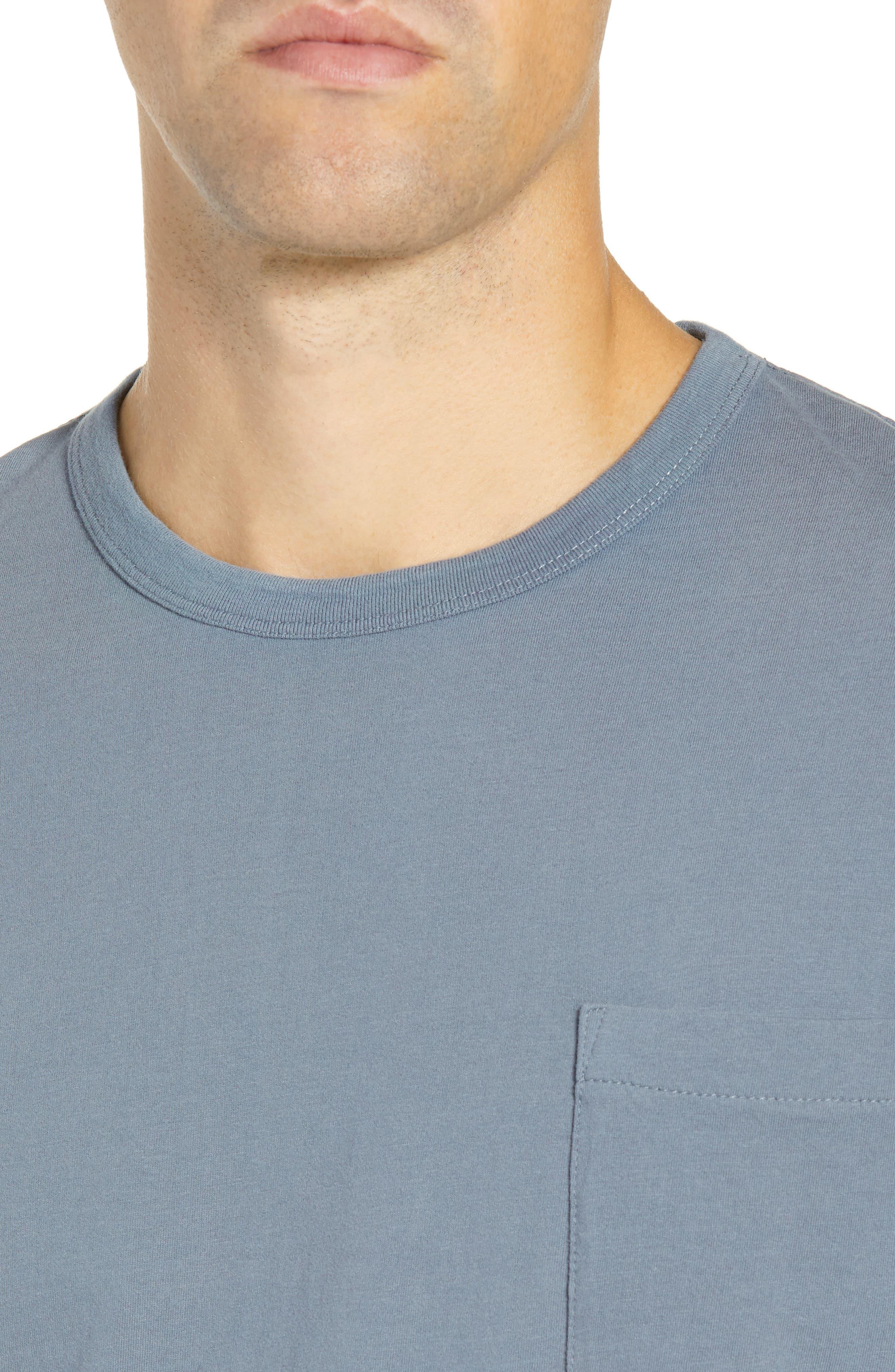 Finish T-Shirt,                             Alternate thumbnail 4, color,                             RAF BLUE