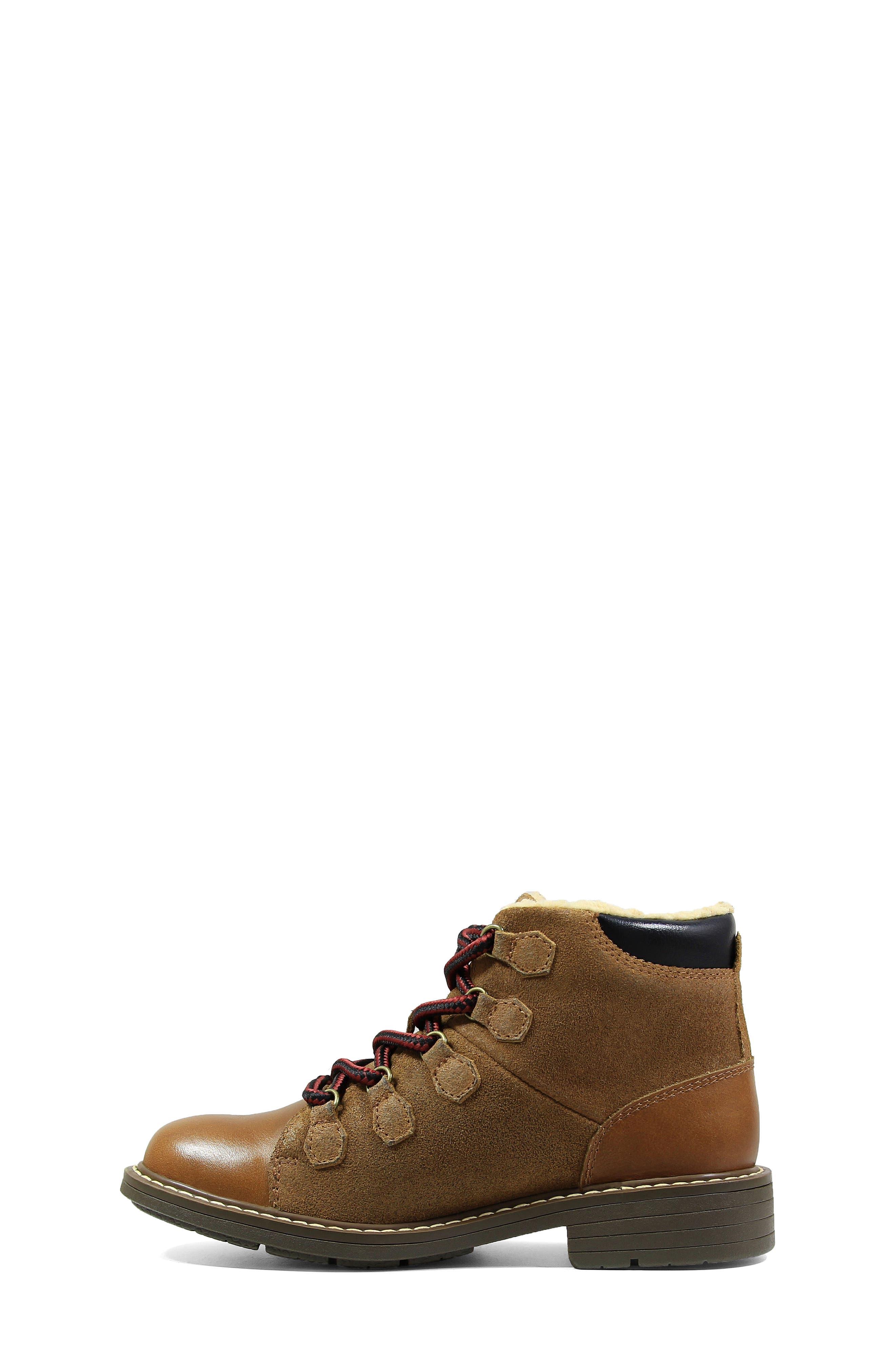 Studio Alpine Plush Lined Boot,                             Alternate thumbnail 6, color,