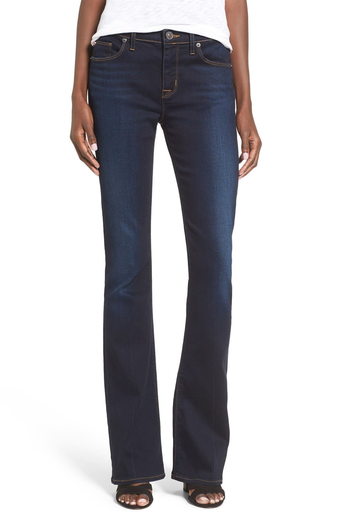 'Love' Bootcut Jeans,                         Main,                         color,