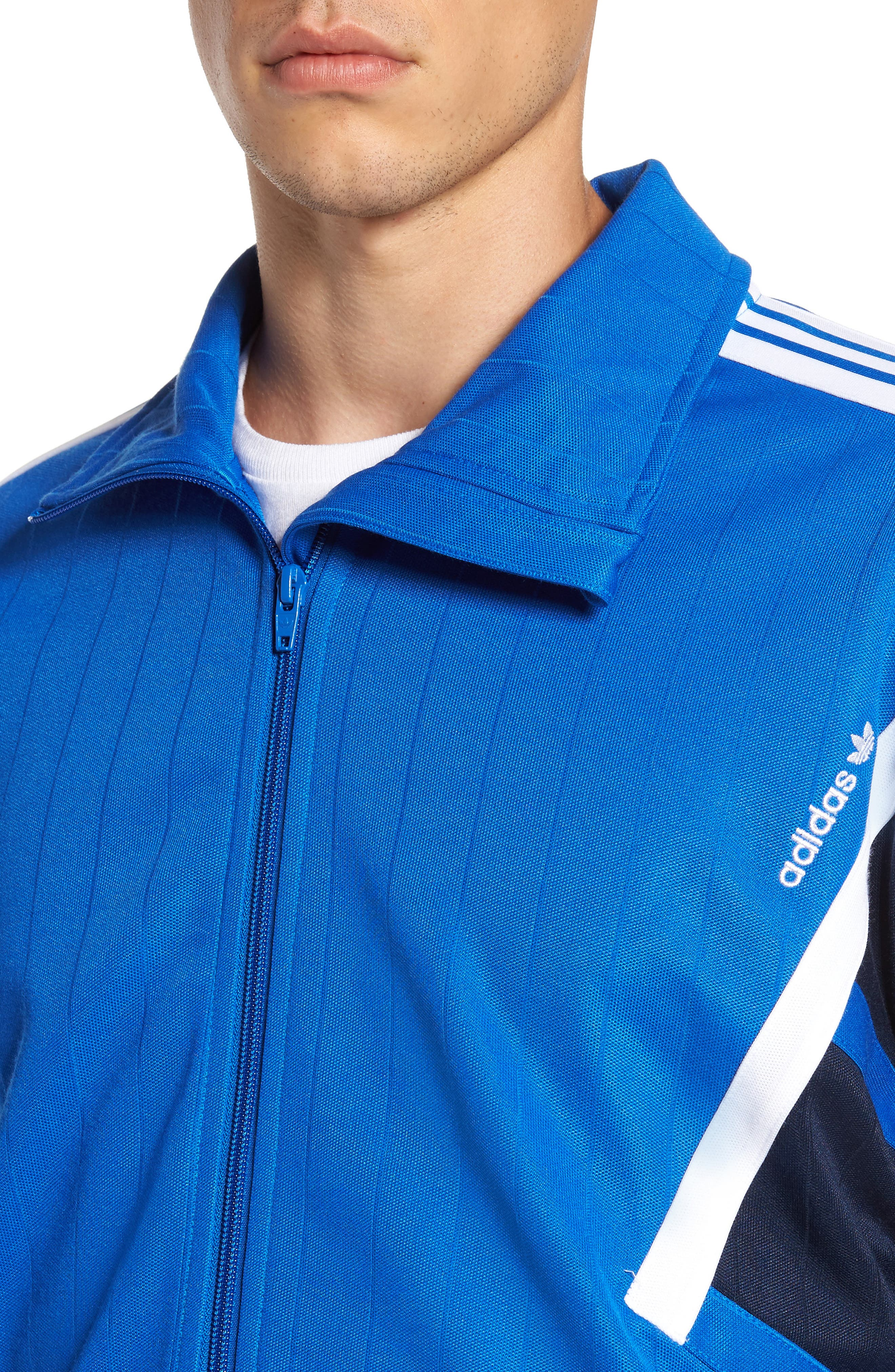 Water Resistant Training Track Jacket,                             Alternate thumbnail 4, color,                             435