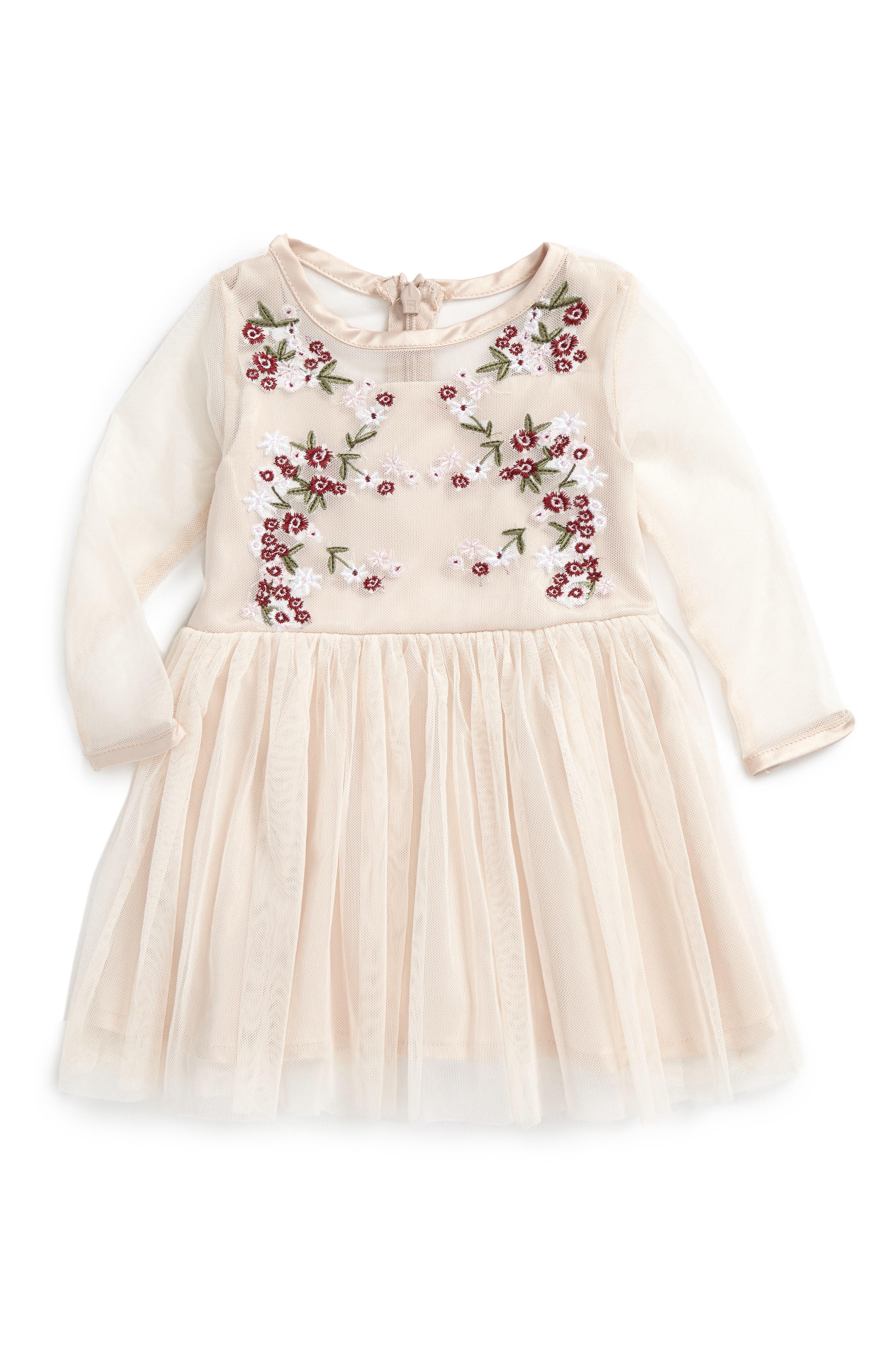 Annabelle Dress,                             Main thumbnail 1, color,                             650