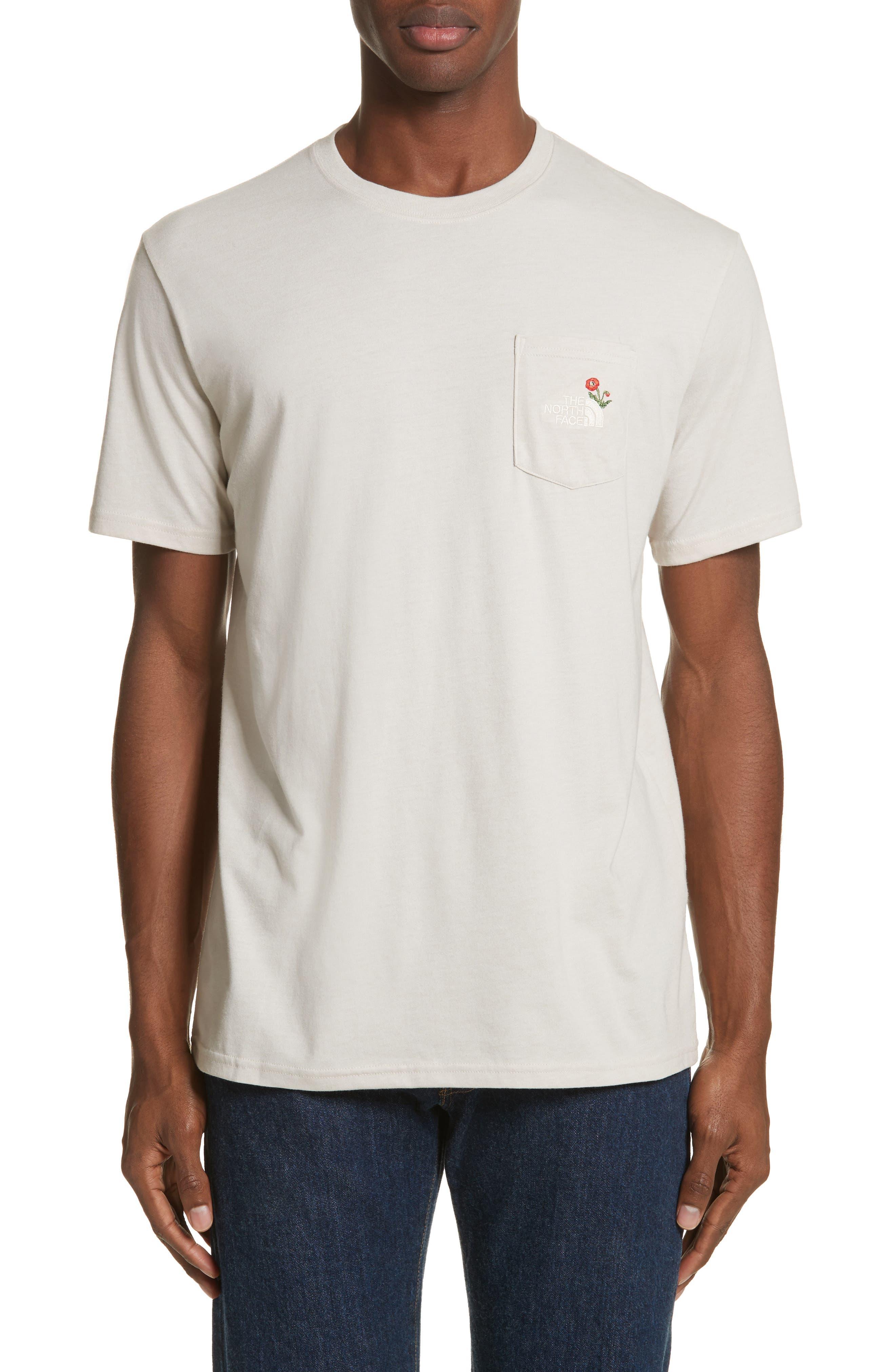 Unisex Pocket T-Shirt,                             Main thumbnail 2, color,