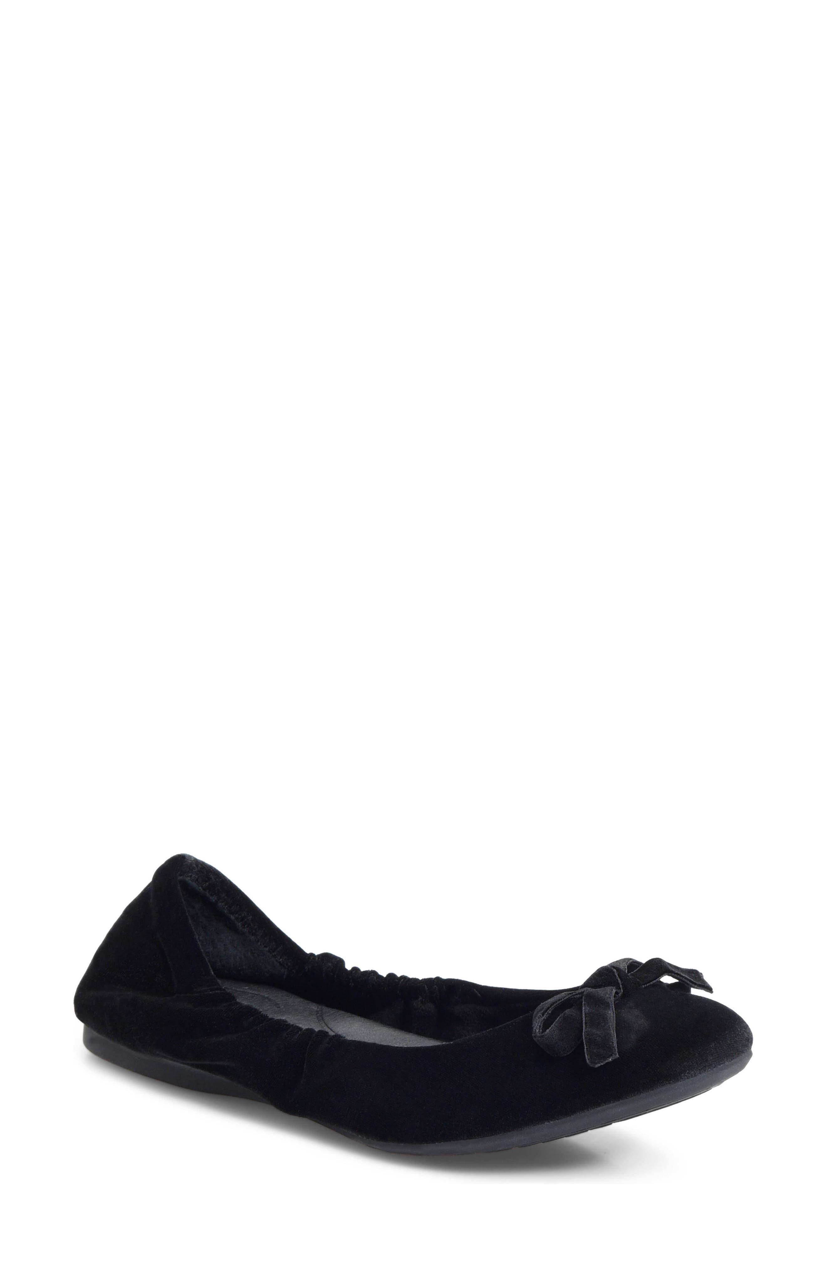 Karoline Ballet Flat,                             Main thumbnail 1, color,                             001