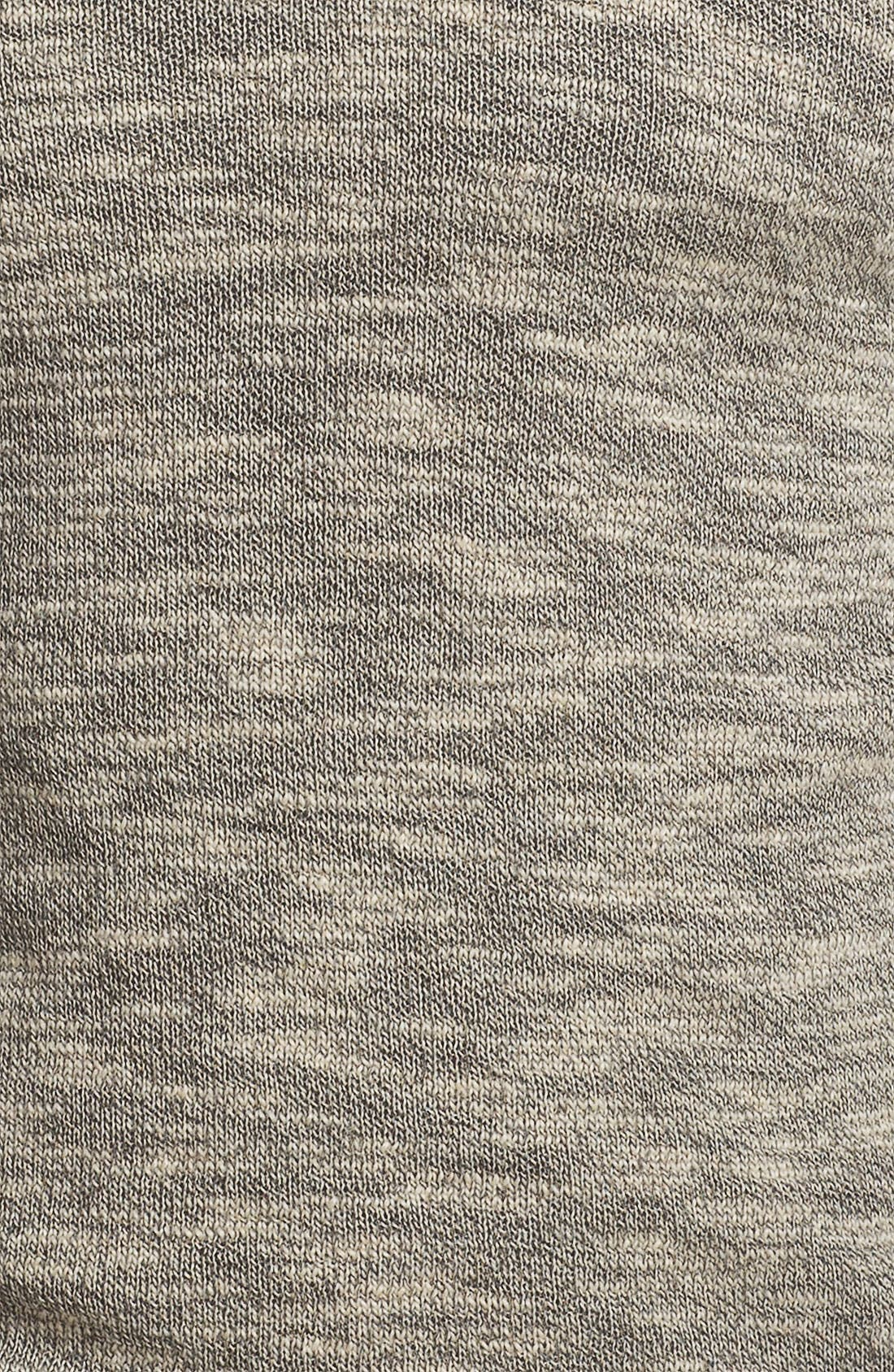 Crewneck Silk Blend Sweater,                             Alternate thumbnail 3, color,
