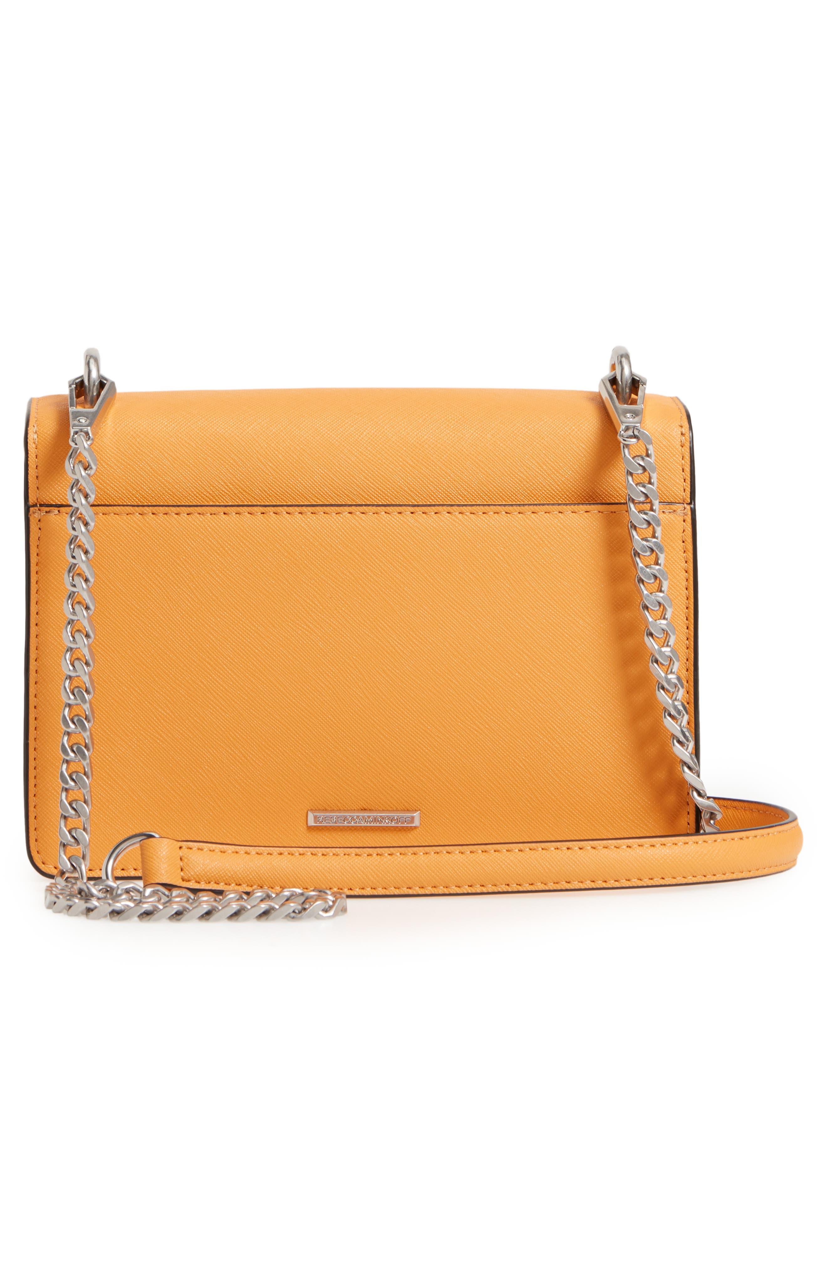 Medium Christy Leather Shoulder Bag,                             Alternate thumbnail 12, color,