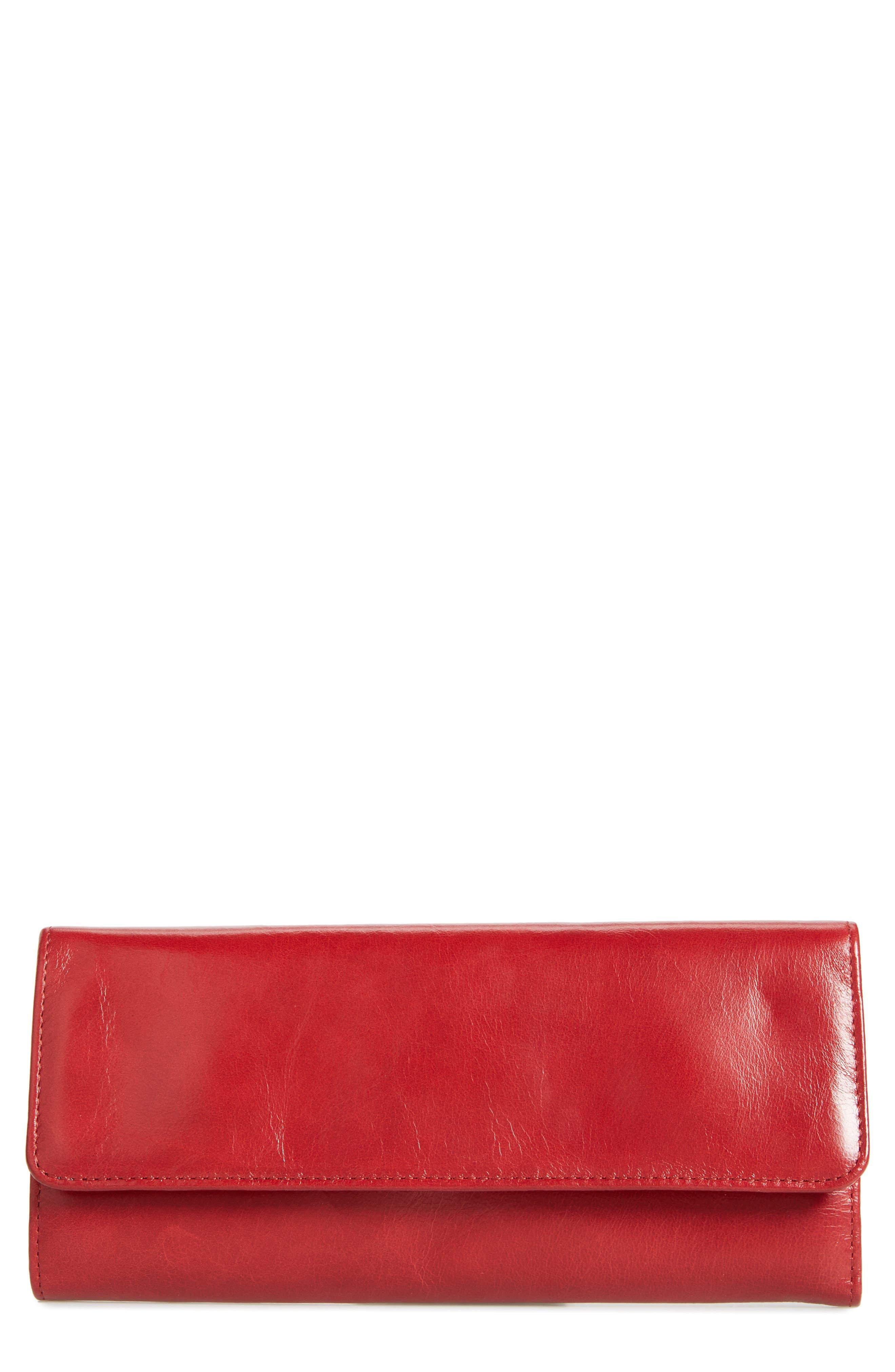 'Sadie' Leather Wallet,                             Main thumbnail 9, color,