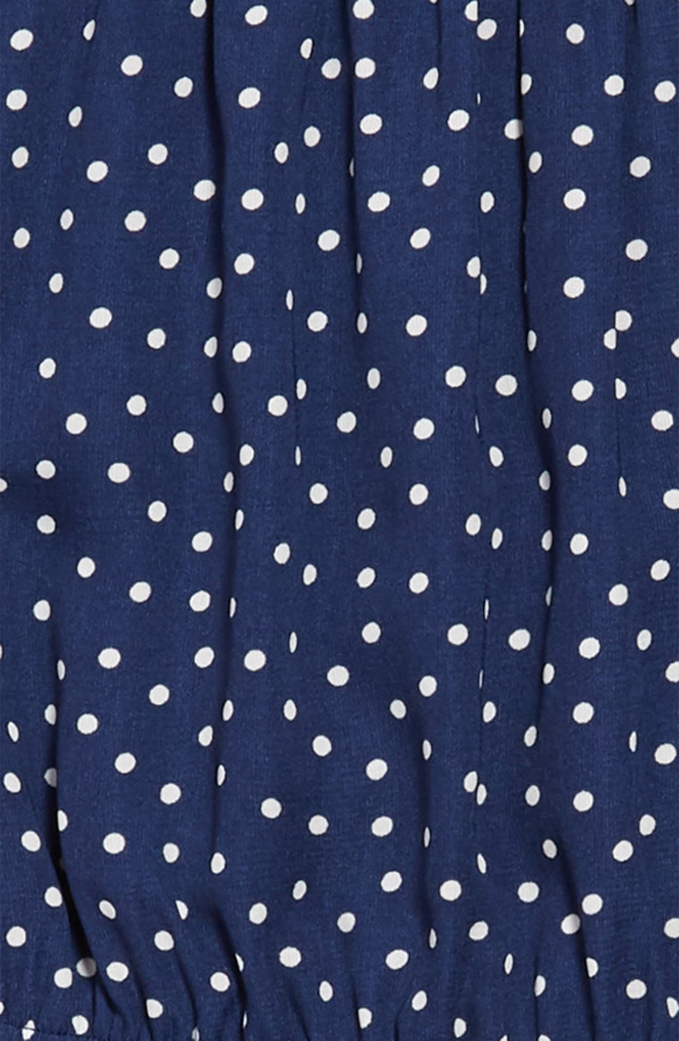Ruffle Dress,                             Alternate thumbnail 3, color,                             401