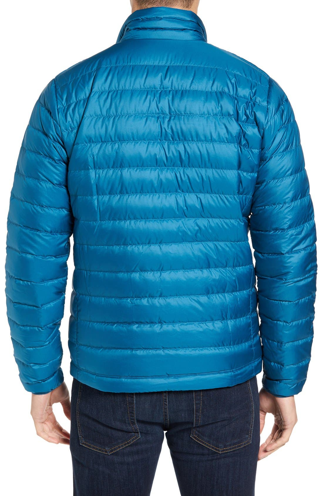 Water Repellent Down Jacket,                             Alternate thumbnail 36, color,