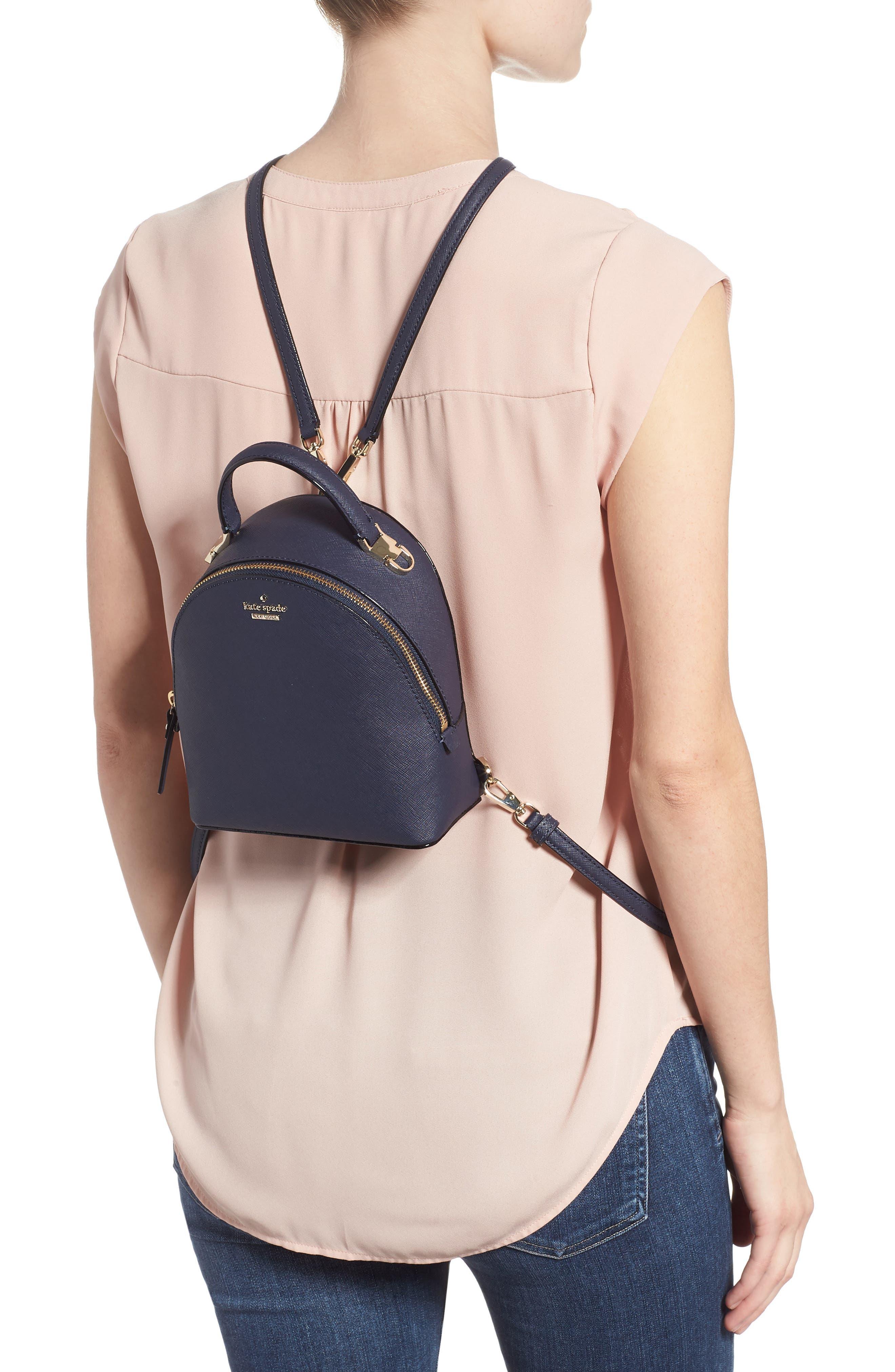 cameron street binx backpack,                             Alternate thumbnail 2, color,                             BLAZER BLUE