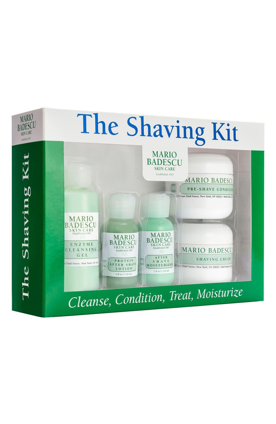 Shaving Kit,                             Alternate thumbnail 3, color,                             000