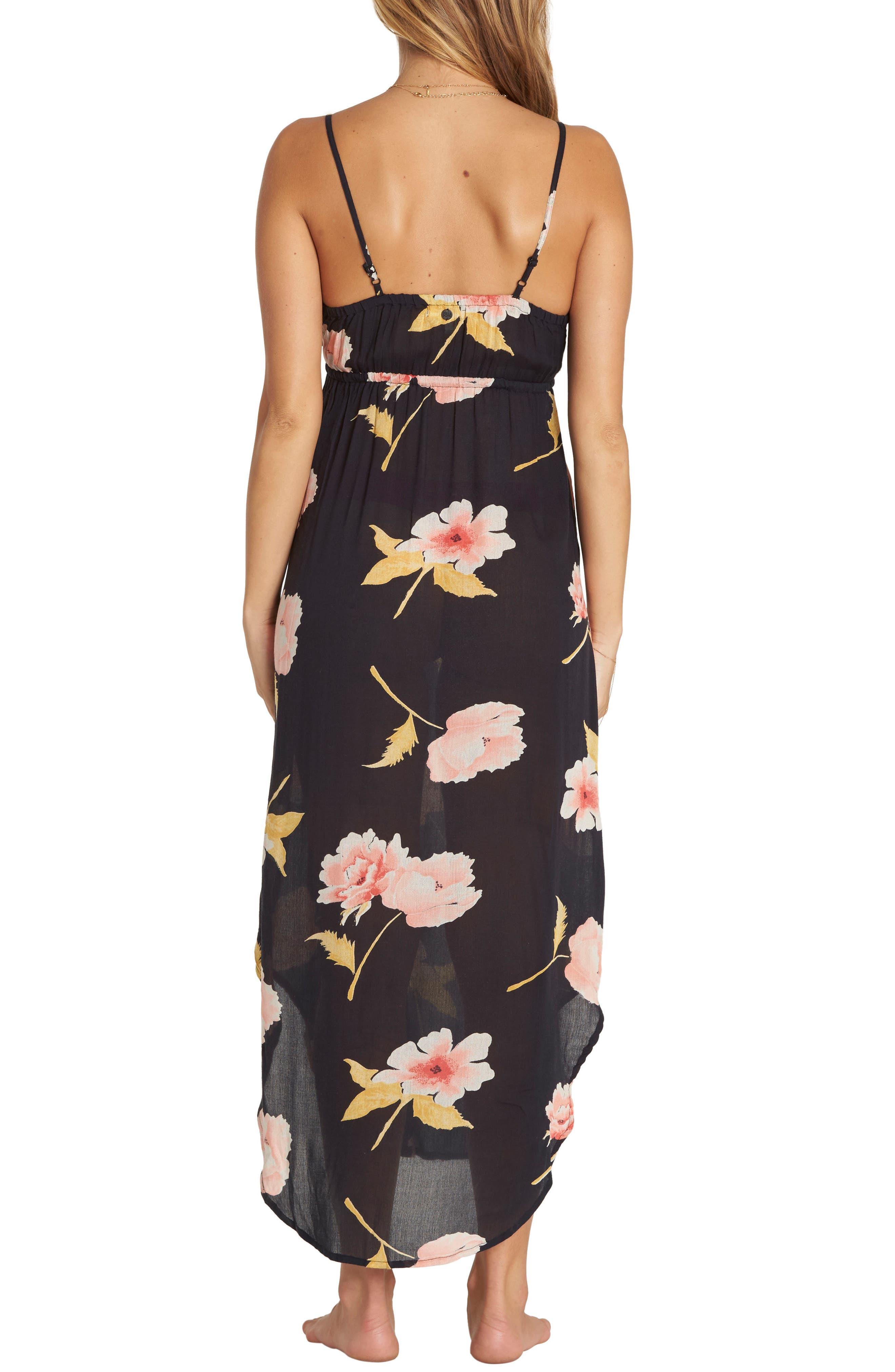 Like Minded Print Maxi Dress,                             Alternate thumbnail 2, color,                             001