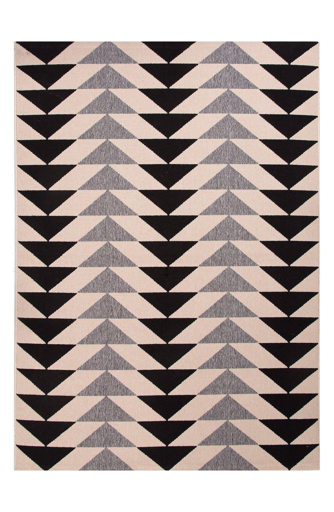 'Arrows' Indoor/Outdoor Rug,                         Main,                         color, 900