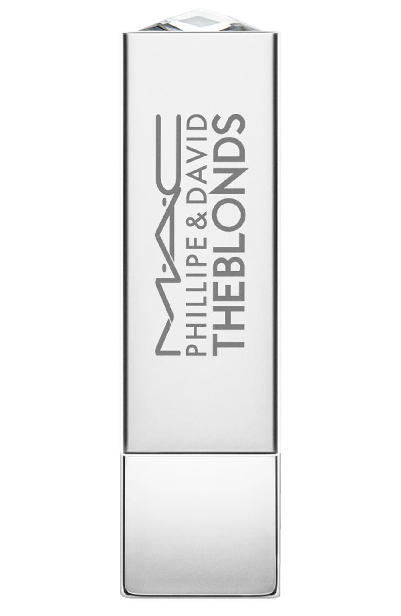 MAC The Blonds Lipstick,                             Alternate thumbnail 5, color,                             PHILLIPEBLOND