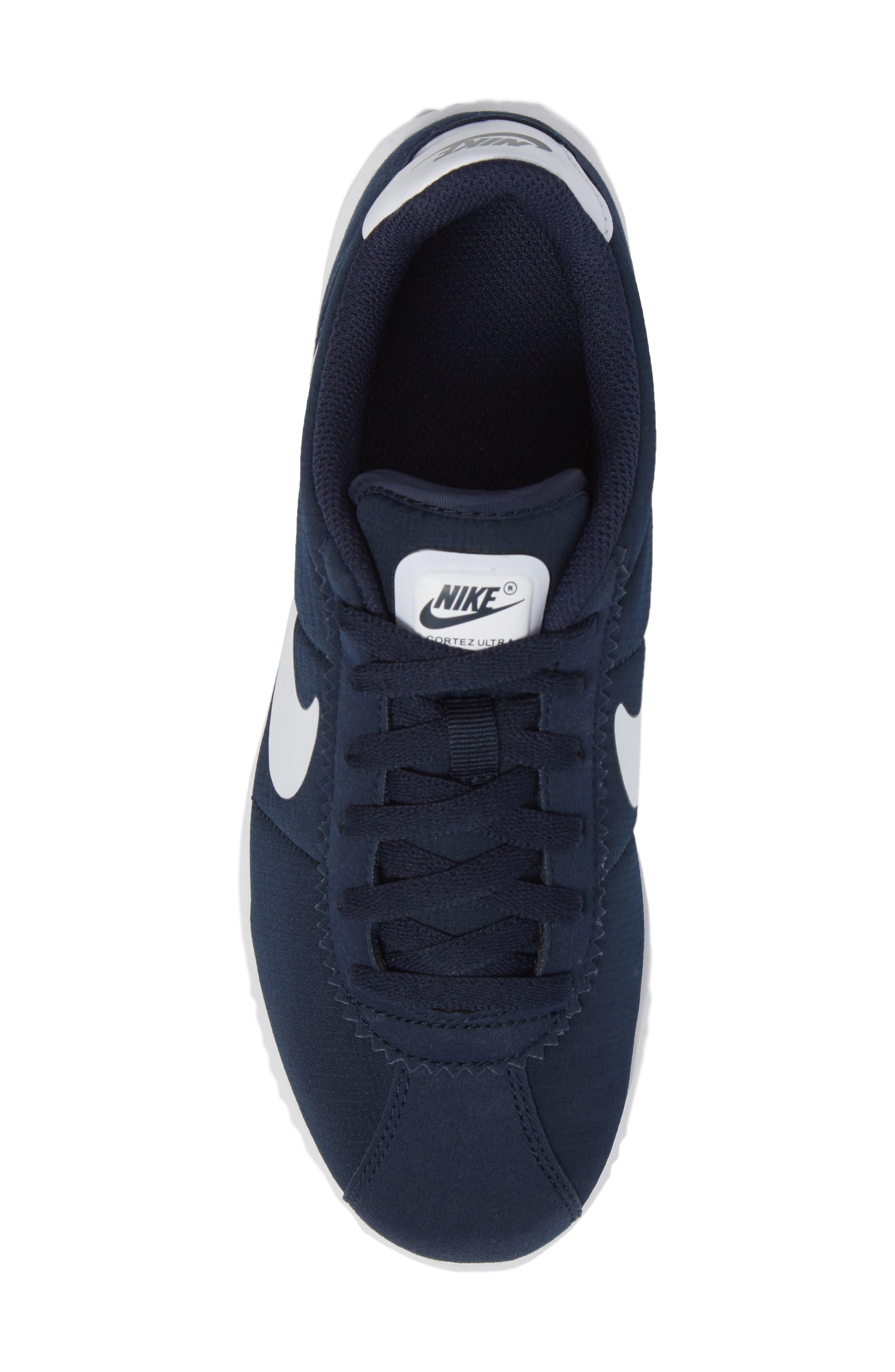 Cortez Sneaker,                             Alternate thumbnail 5, color,                             002