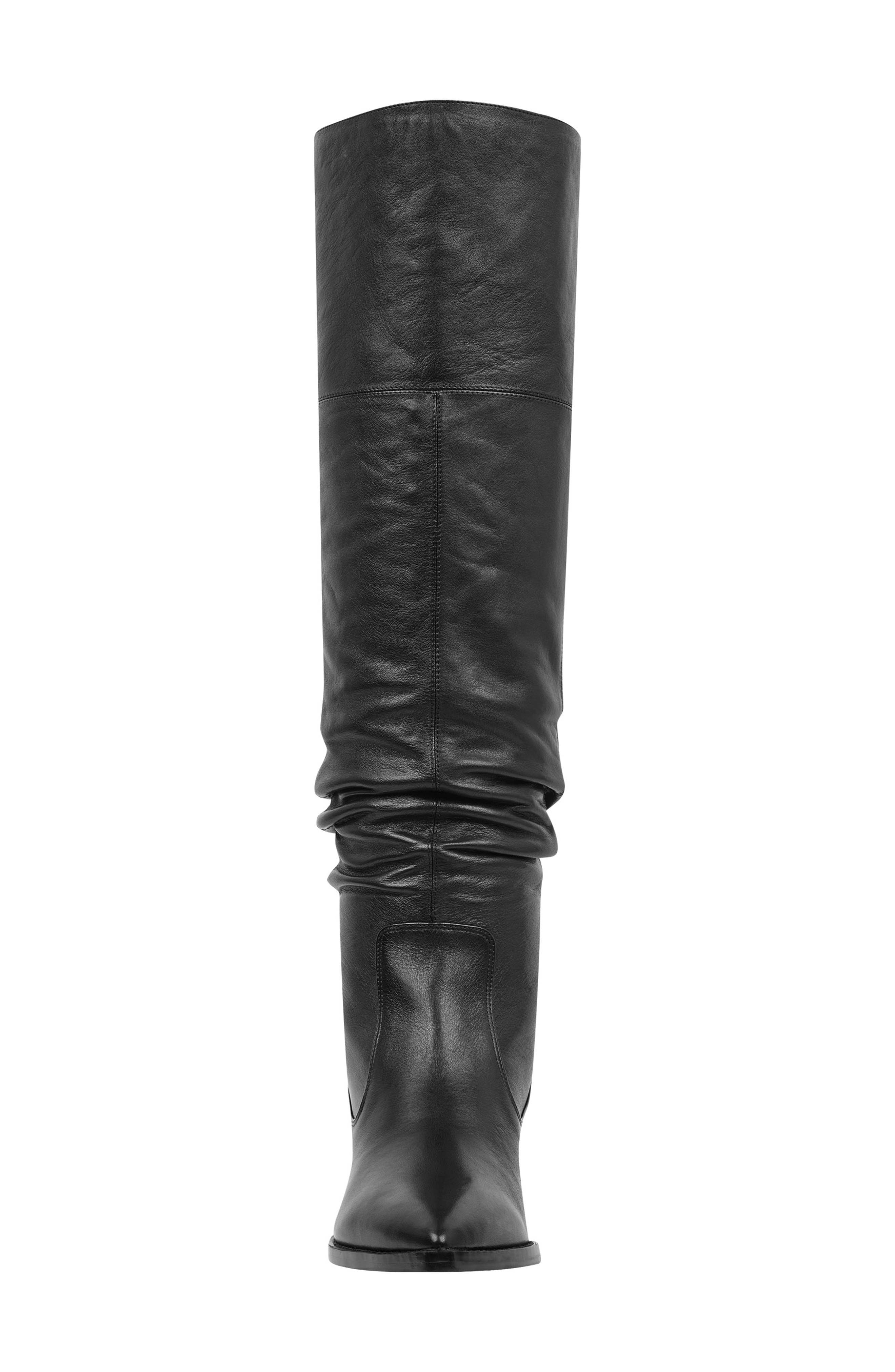 Ocea Over the Knee Boot,                             Alternate thumbnail 4, color,                             001