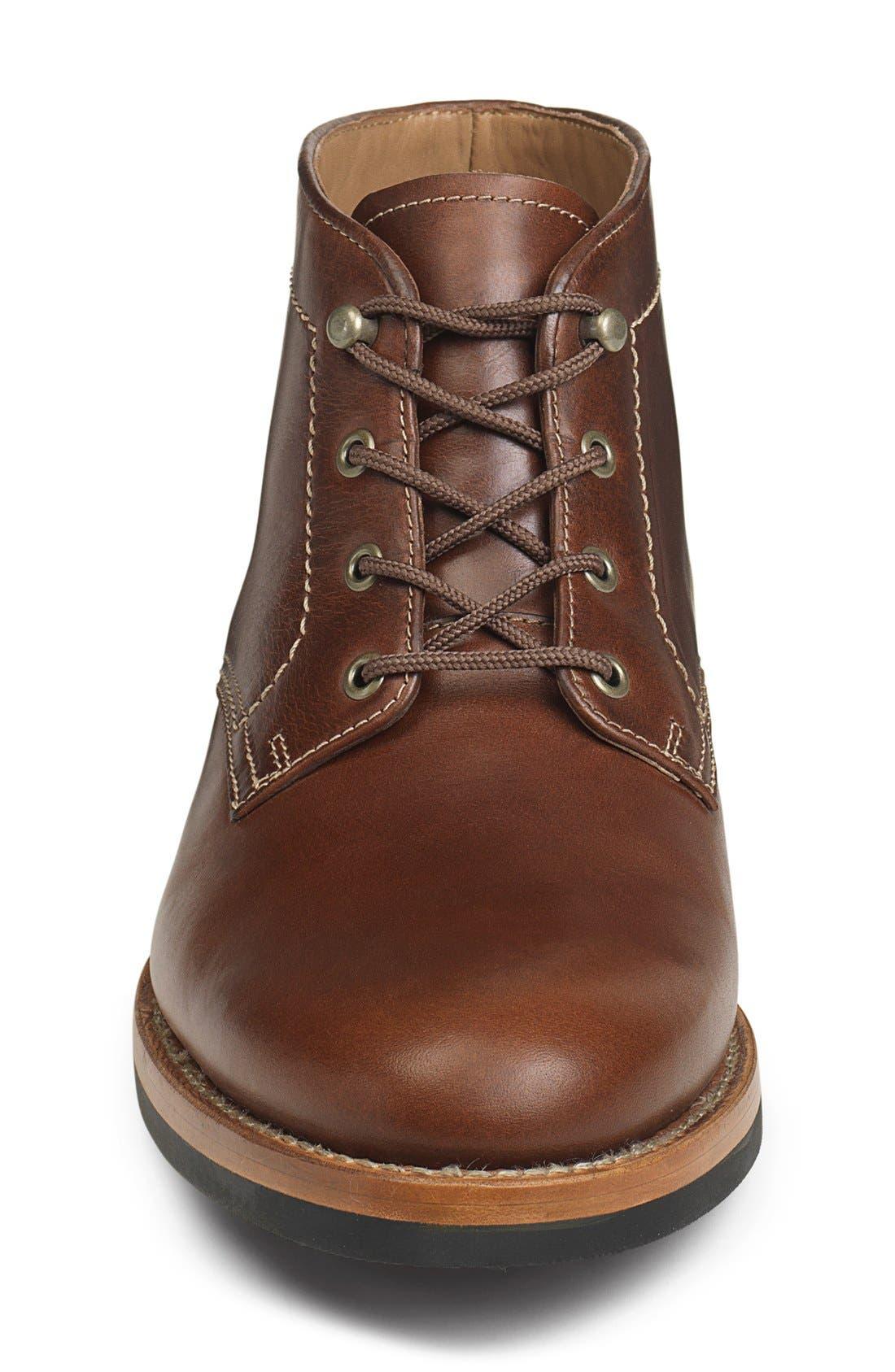 'Irving Mid' Plain Toe Boot,                             Alternate thumbnail 6, color,