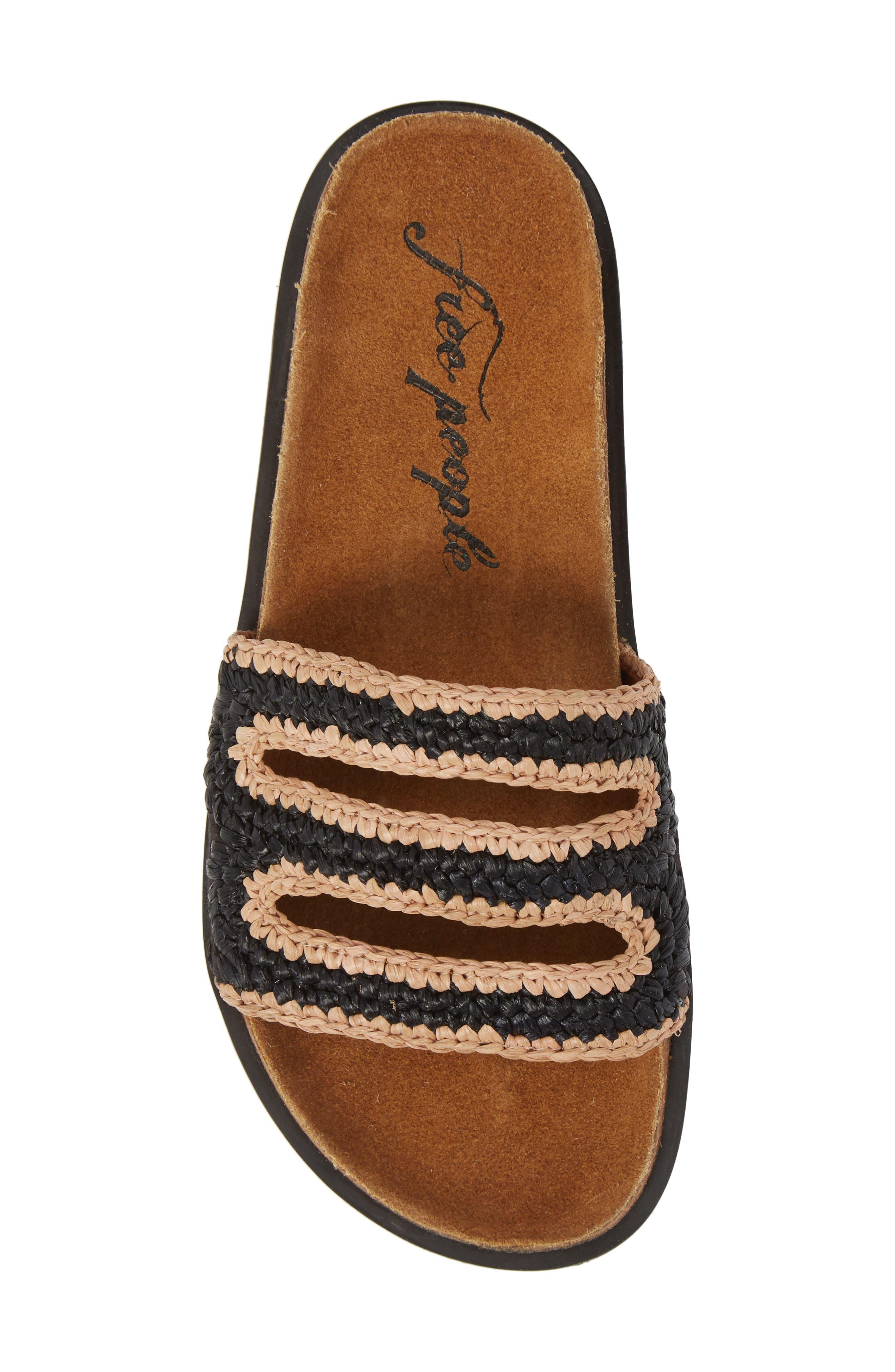 Crete Slide Sandal,                             Alternate thumbnail 9, color,
