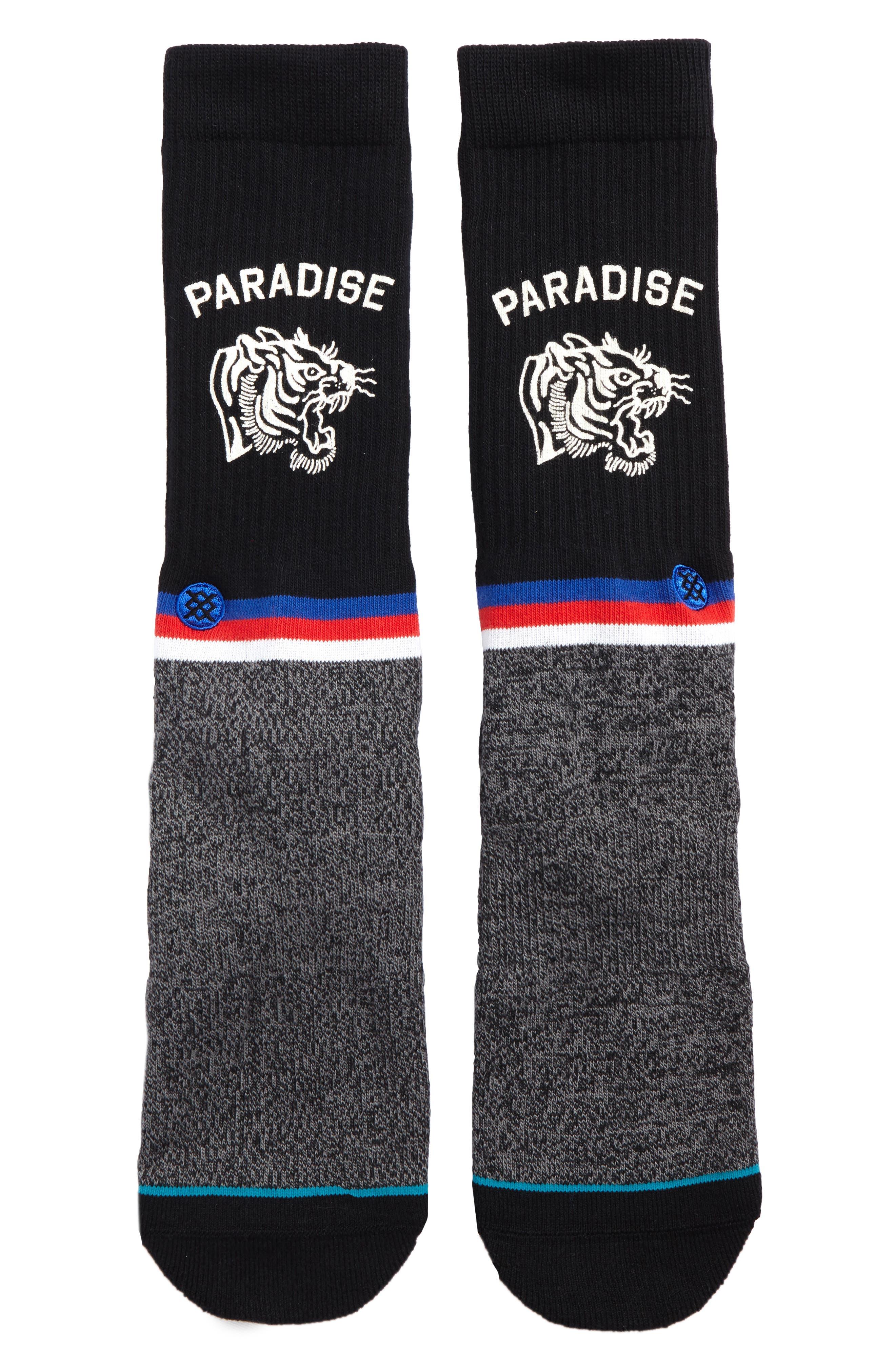 Paradise Socks,                             Alternate thumbnail 2, color,                             001