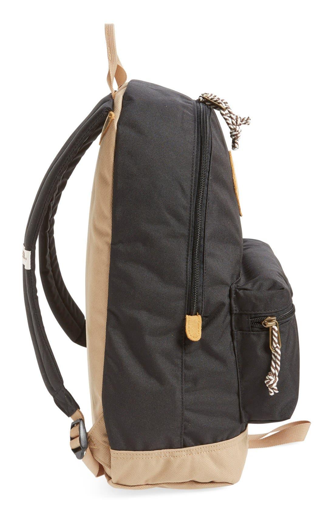 THE NORTH FACE,                             'Mini Berkeley' Backpack,                             Alternate thumbnail 2, color,                             001