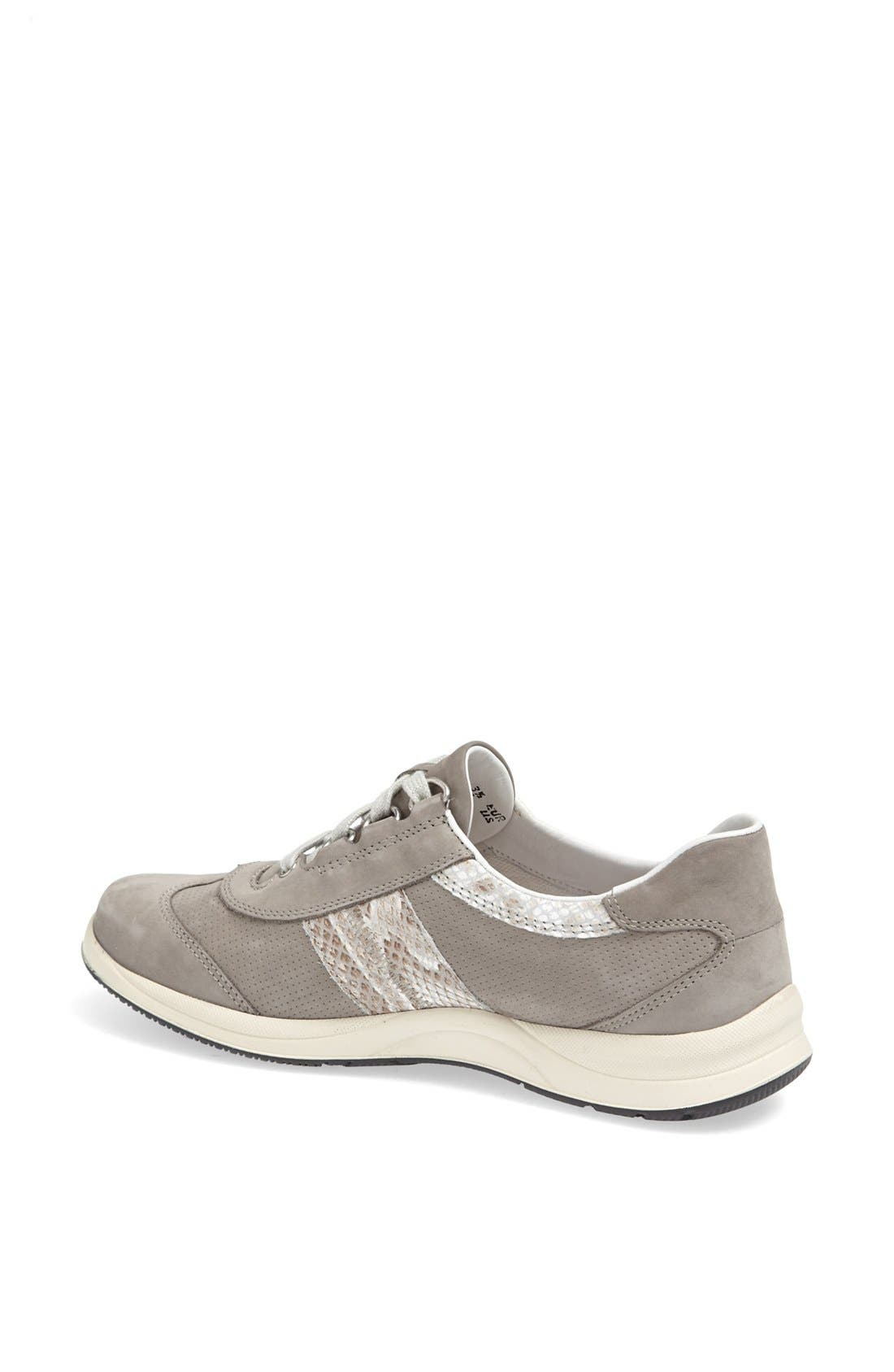 Laser Perforated Walking Shoe,                             Alternate thumbnail 12, color,