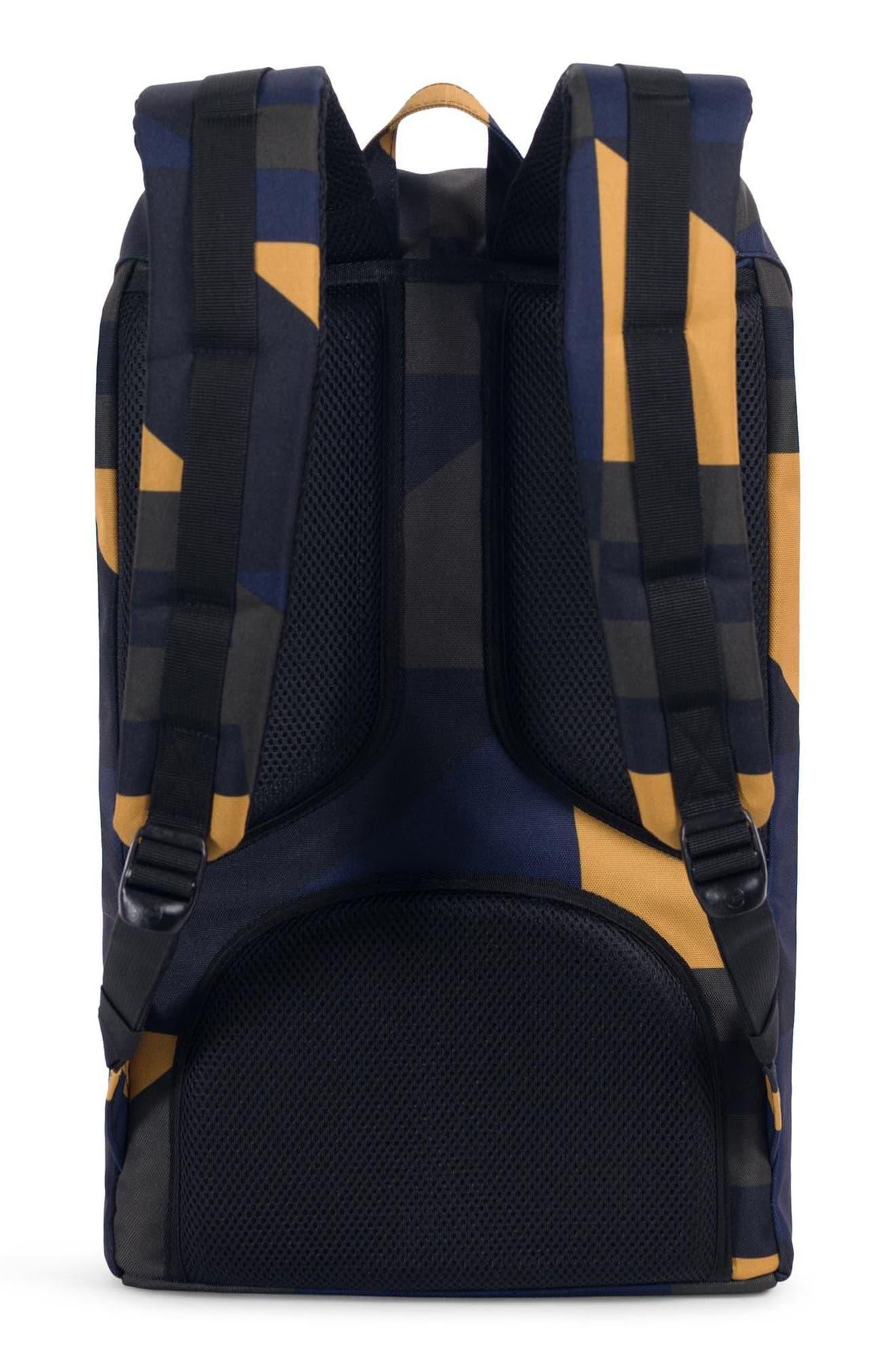 Little America Backpack,                             Alternate thumbnail 2, color,                             ARROW WOOD FRONTIER GEO
