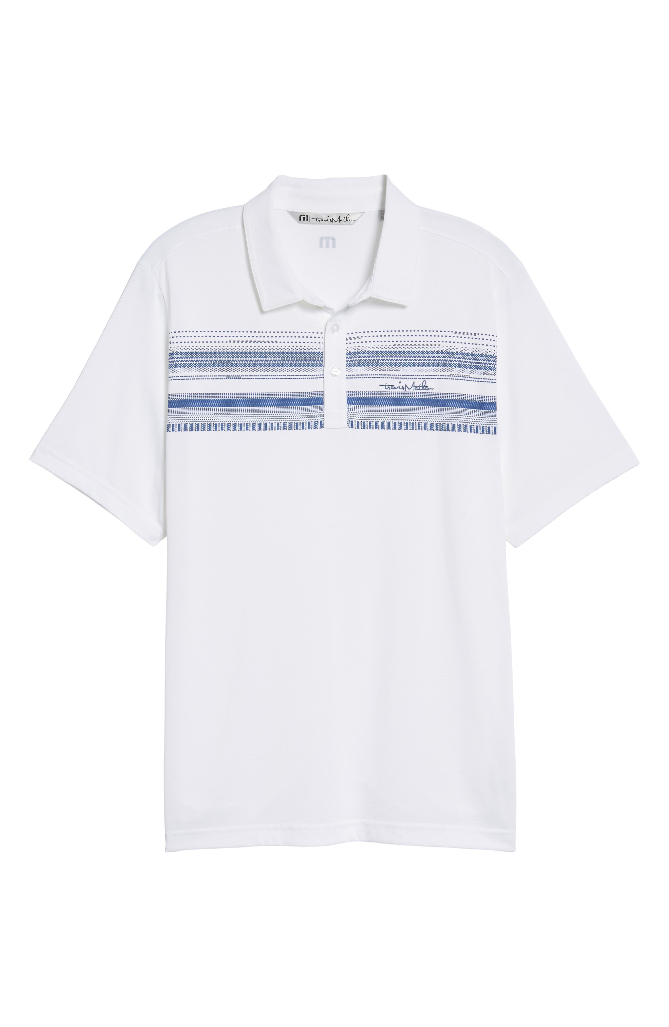 Nino Jersey Polo,                             Alternate thumbnail 6, color,                             100