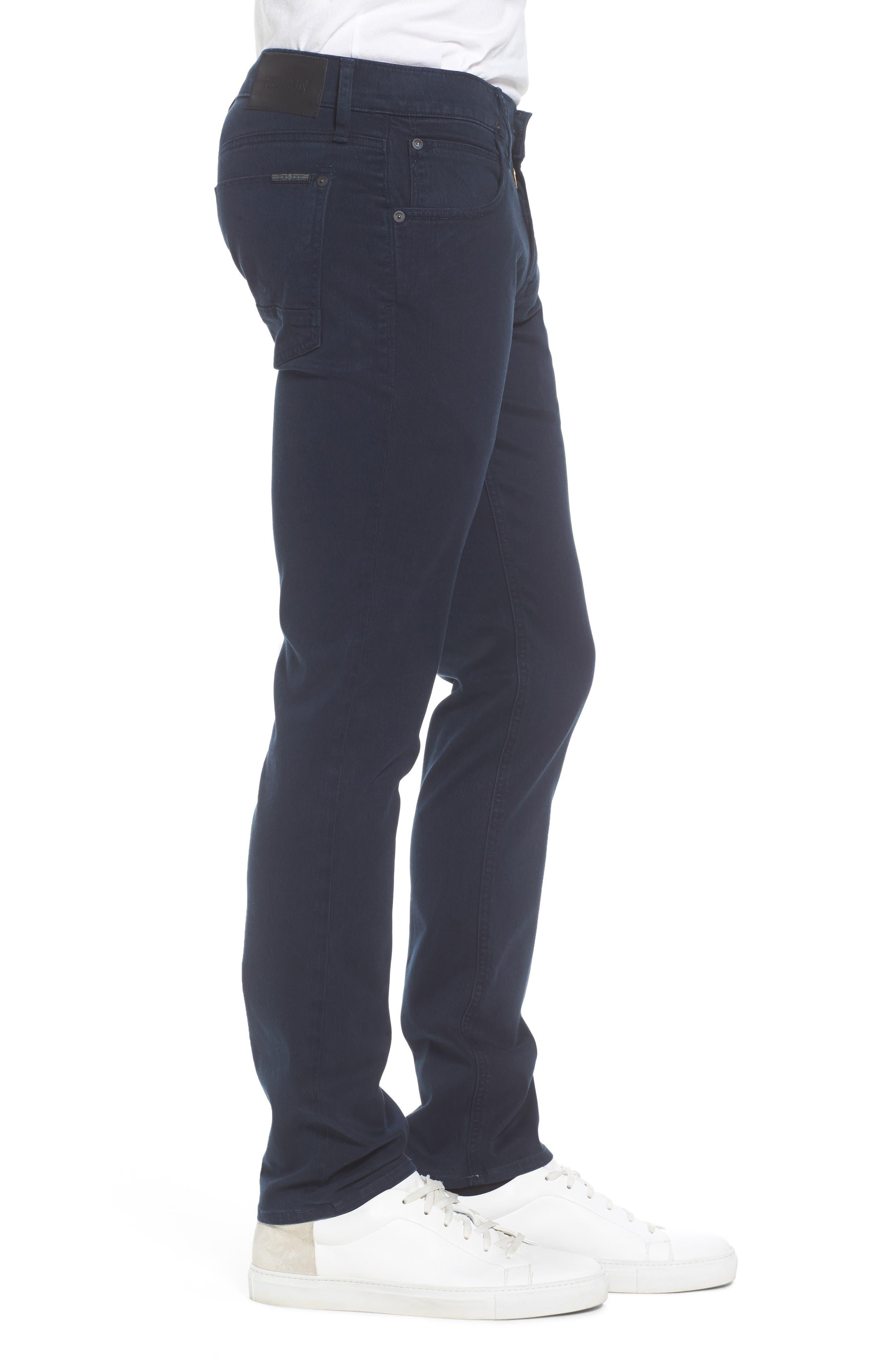 Blake Slim Fit Jeans,                             Alternate thumbnail 3, color,                             POLAR