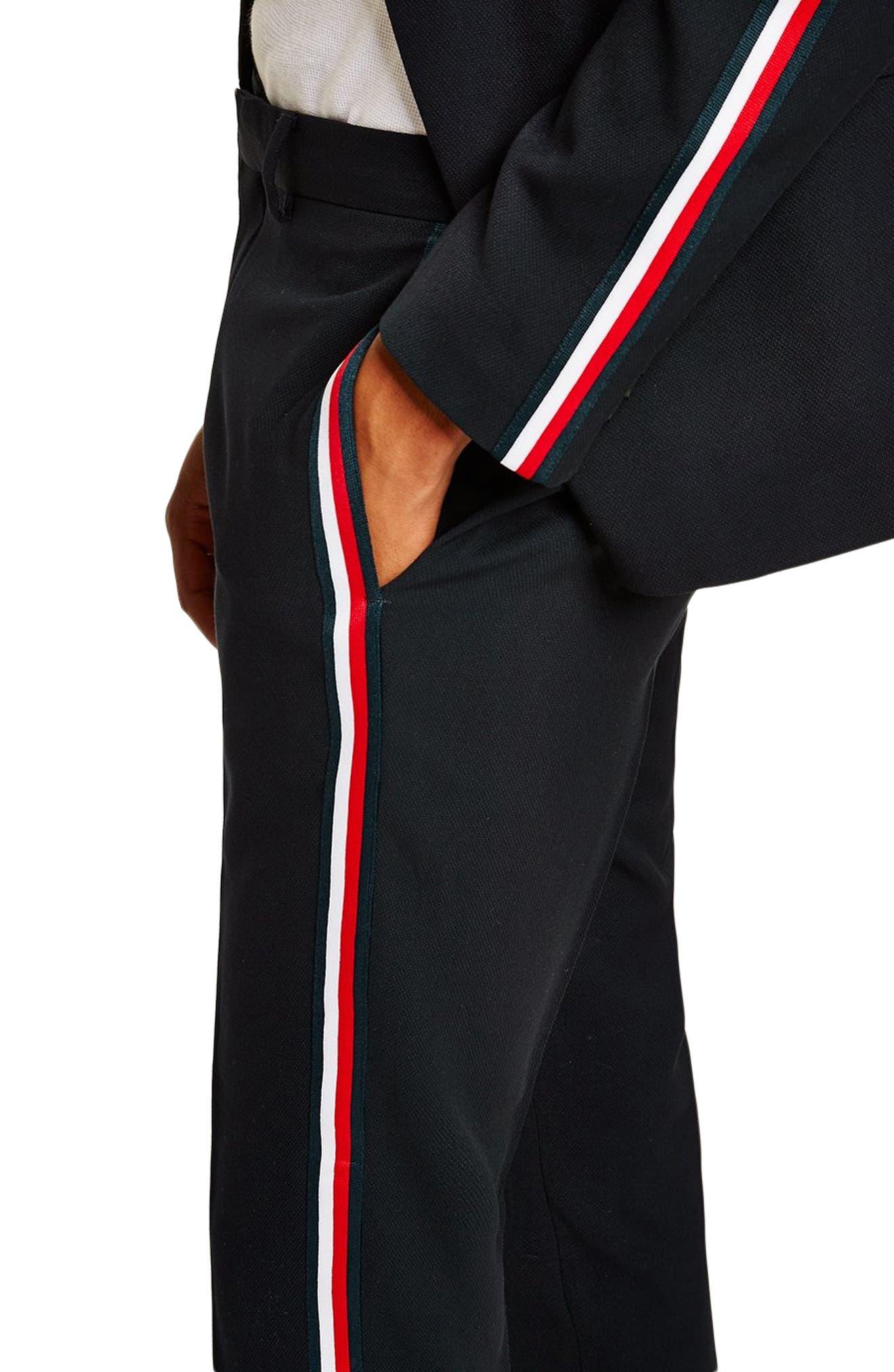 Stripe Pants,                             Alternate thumbnail 4, color,                             401