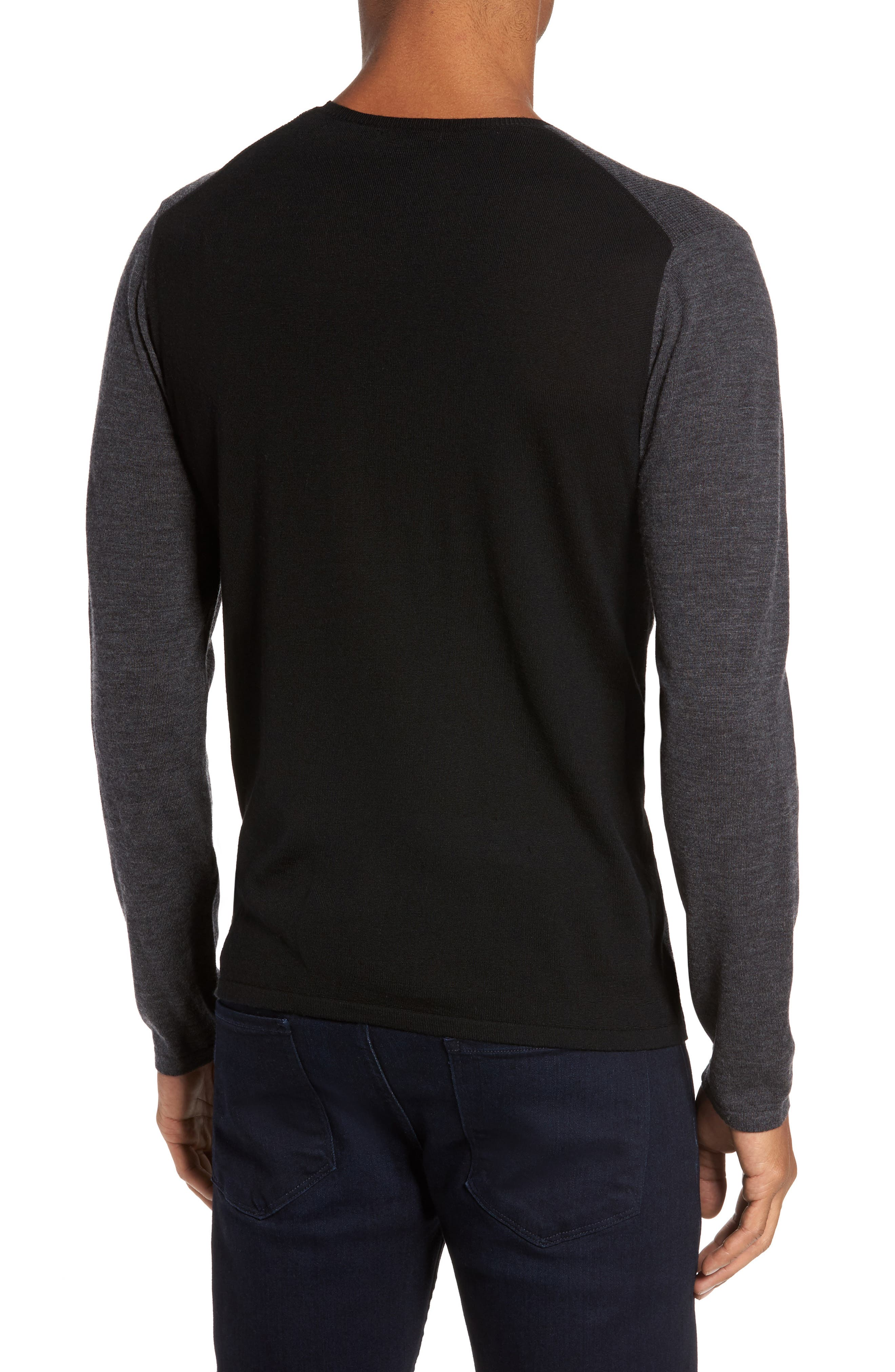Huxley Merino Sweater,                             Alternate thumbnail 2, color,                             021