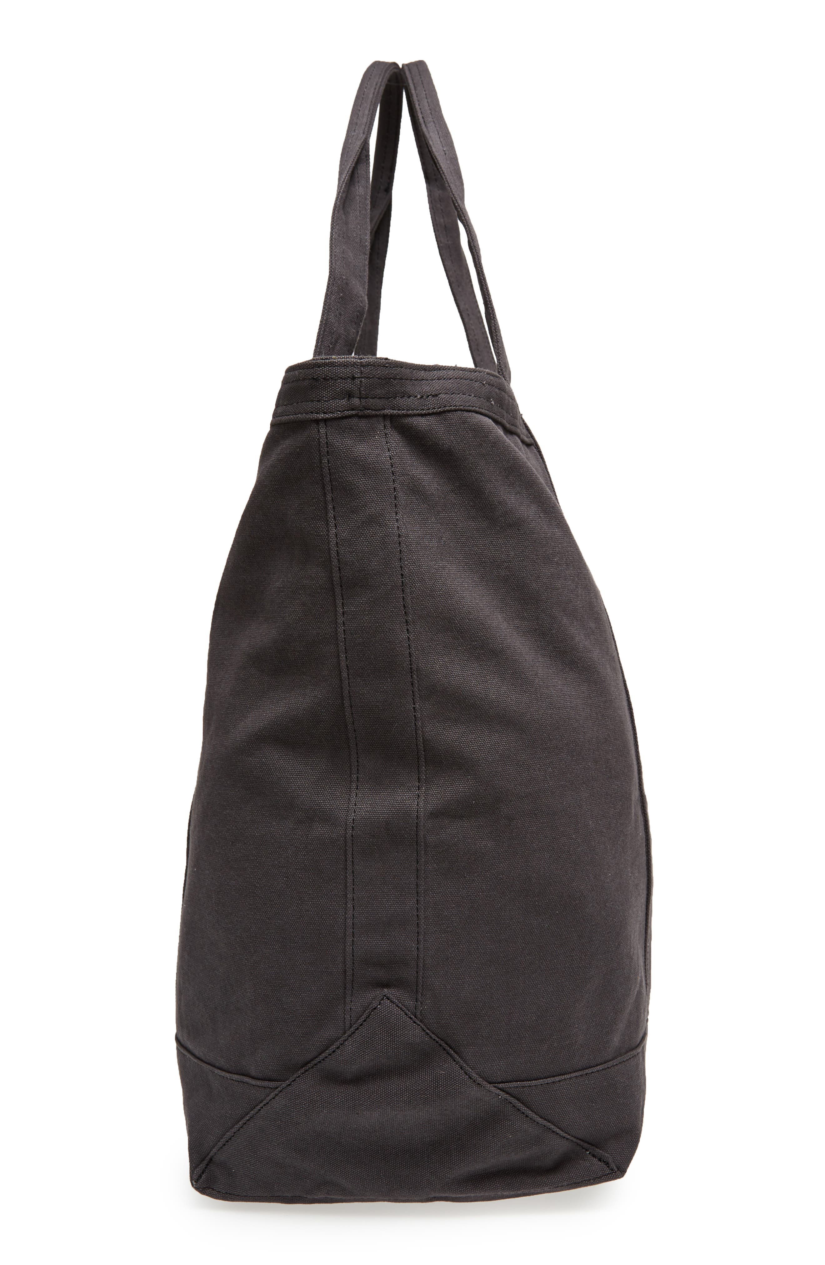 Bamfield Cotton Canvas Tote,                             Alternate thumbnail 17, color,