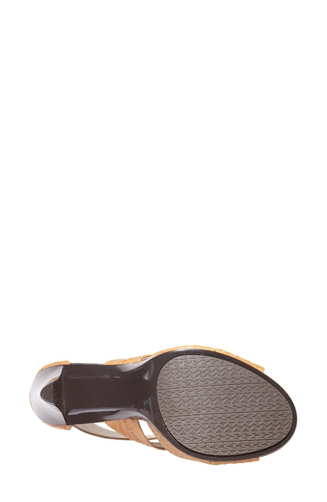 'Berkley' T-Strap Sandal,                             Alternate thumbnail 45, color,
