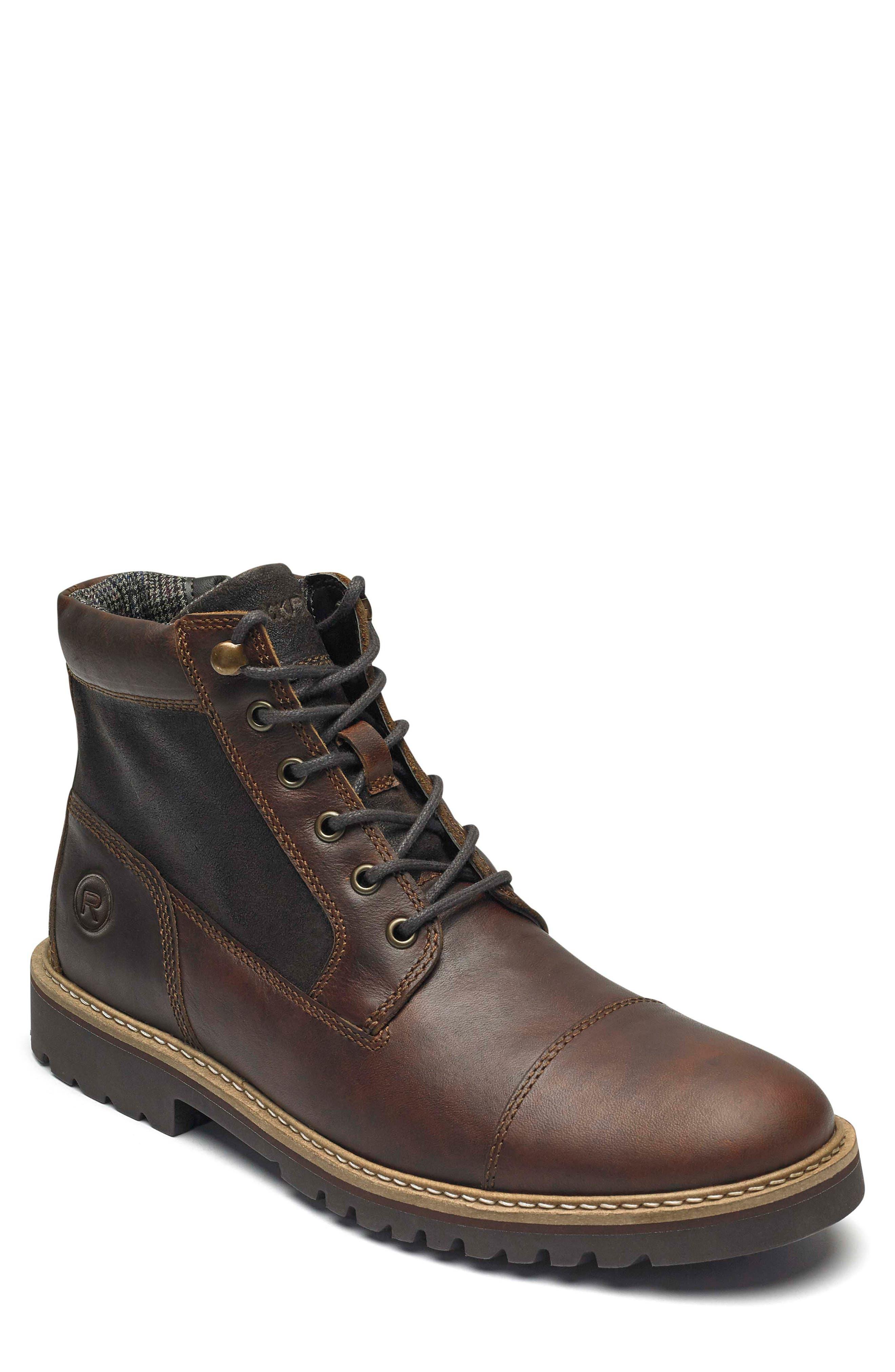 Rockport Marshall Chukka Boot, Brown