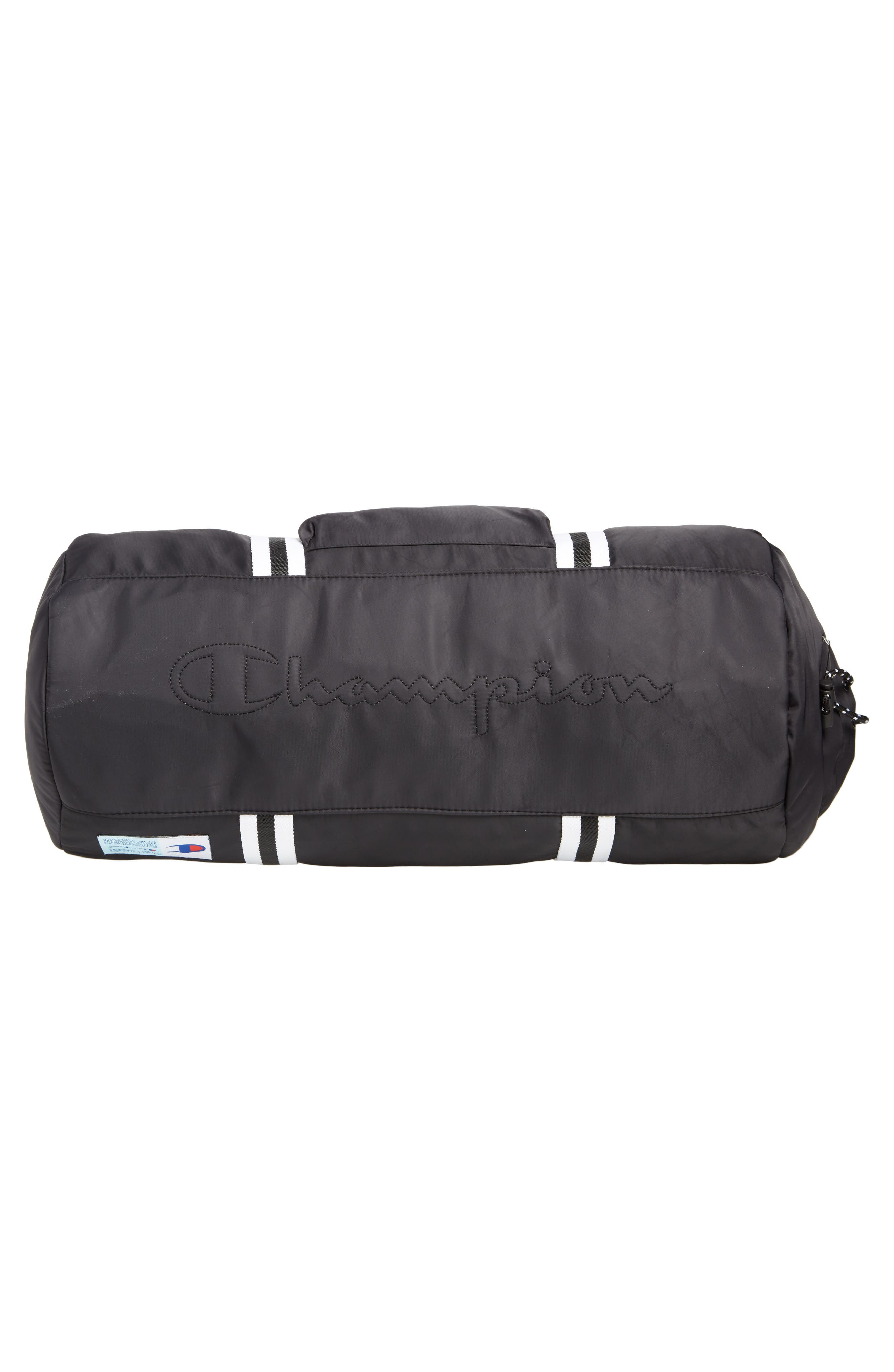 Free Form Duffel Bag,                             Alternate thumbnail 6, color,                             BLACK
